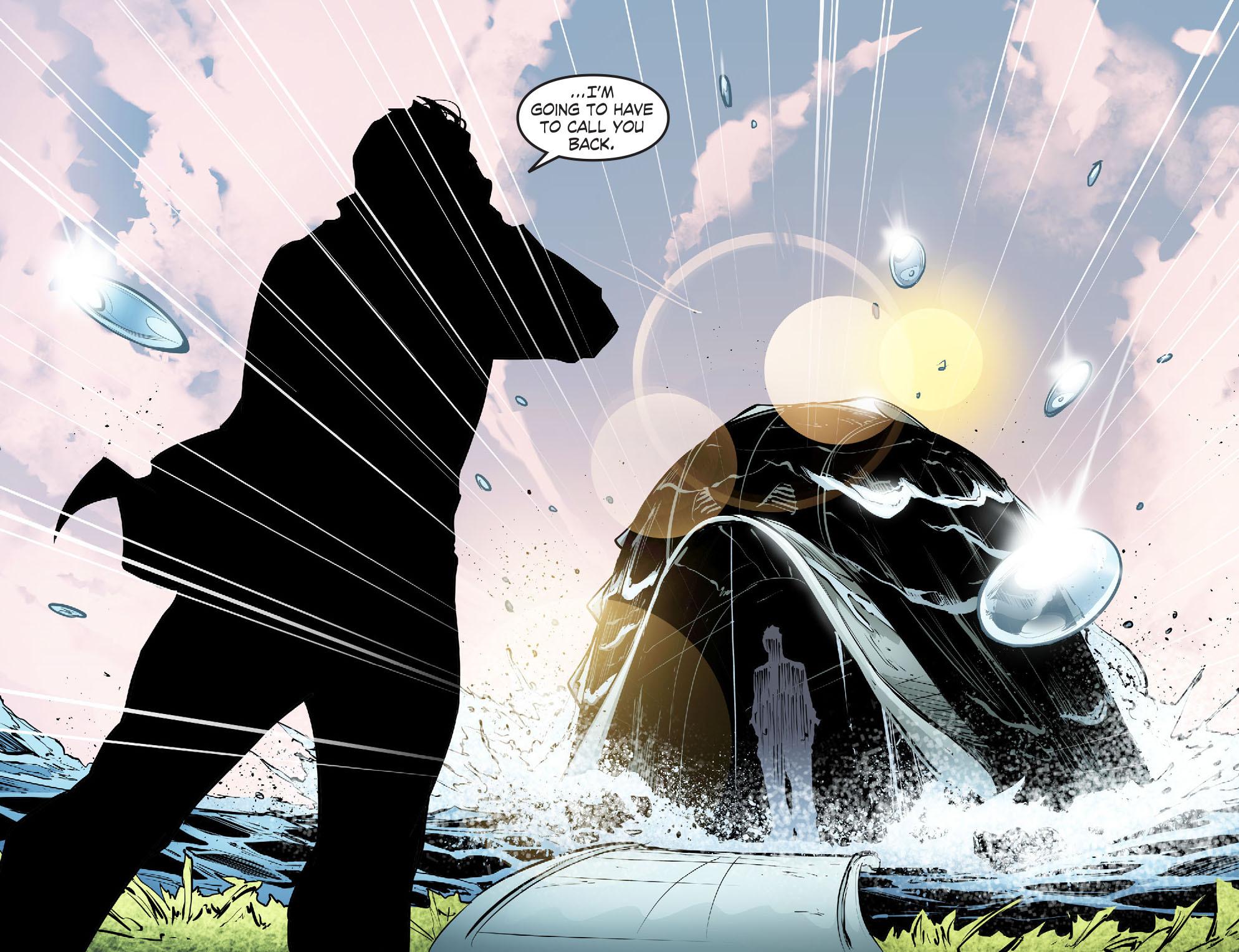 Read online Smallville: Season 11 comic -  Issue #57 - 21