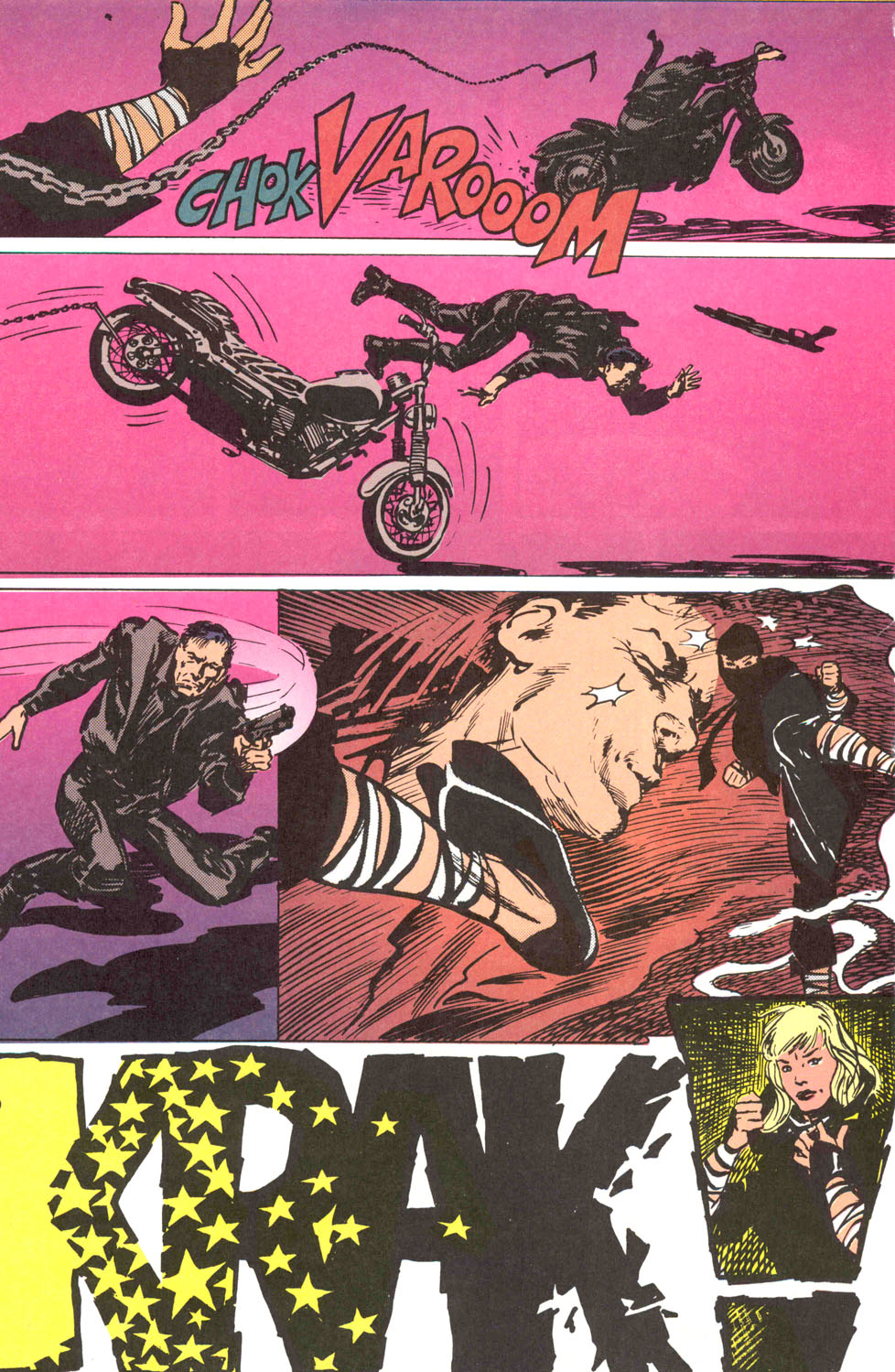 The Punisher Movie Special issue Full - Page 44