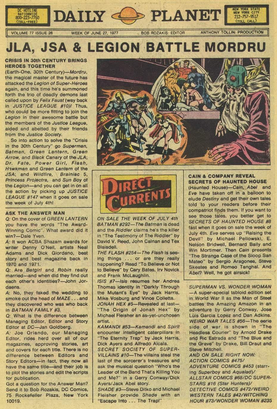 Read online Adventure Comics (1938) comic -  Issue #453 - 22