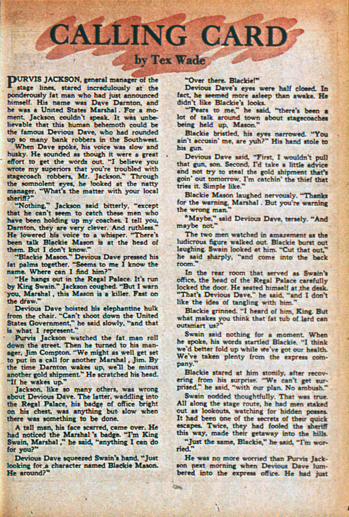 Read online Adventure Comics (1938) comic -  Issue #116 - 38