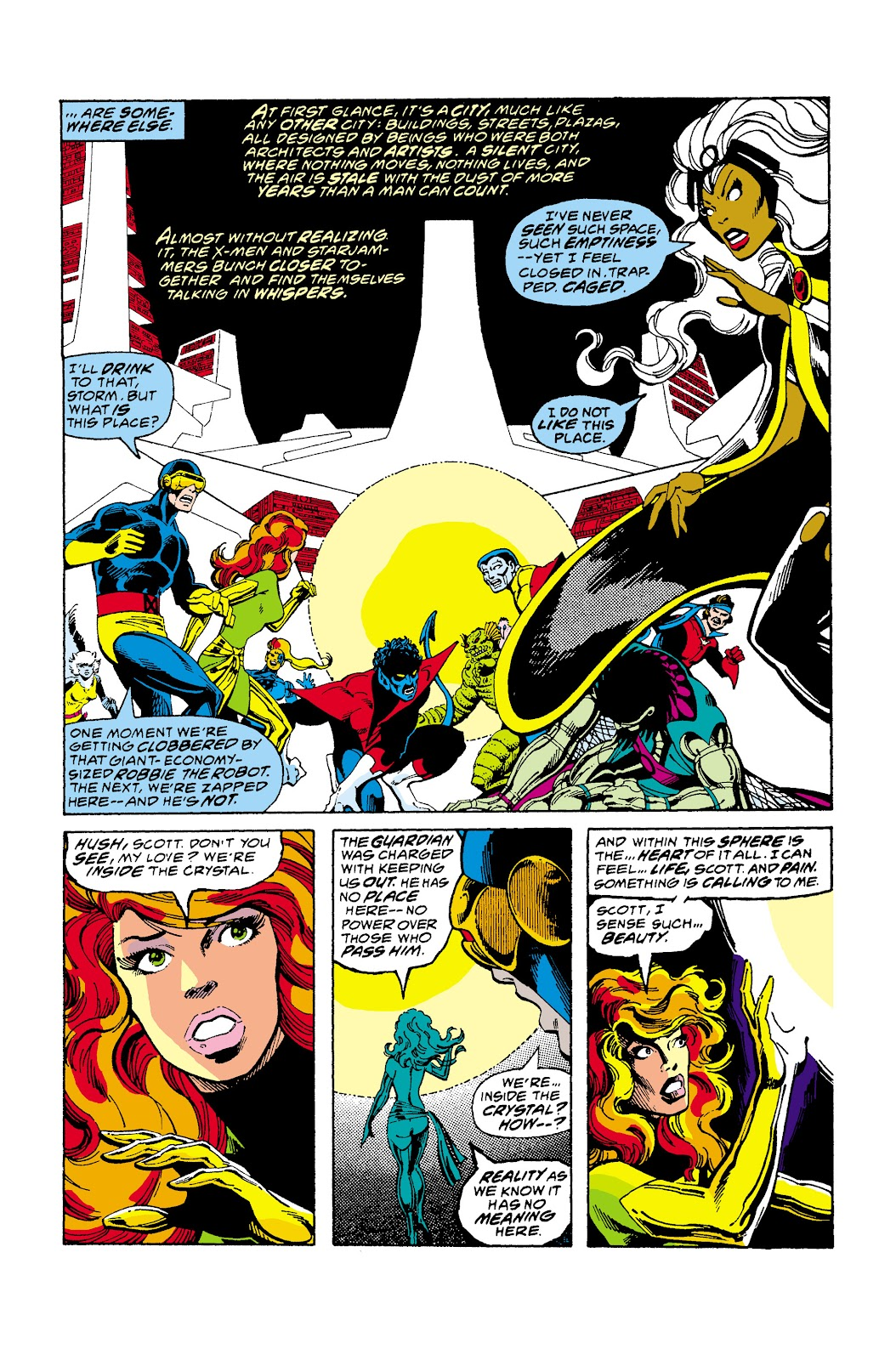 Uncanny X-Men (1963) issue 108 - Page 10