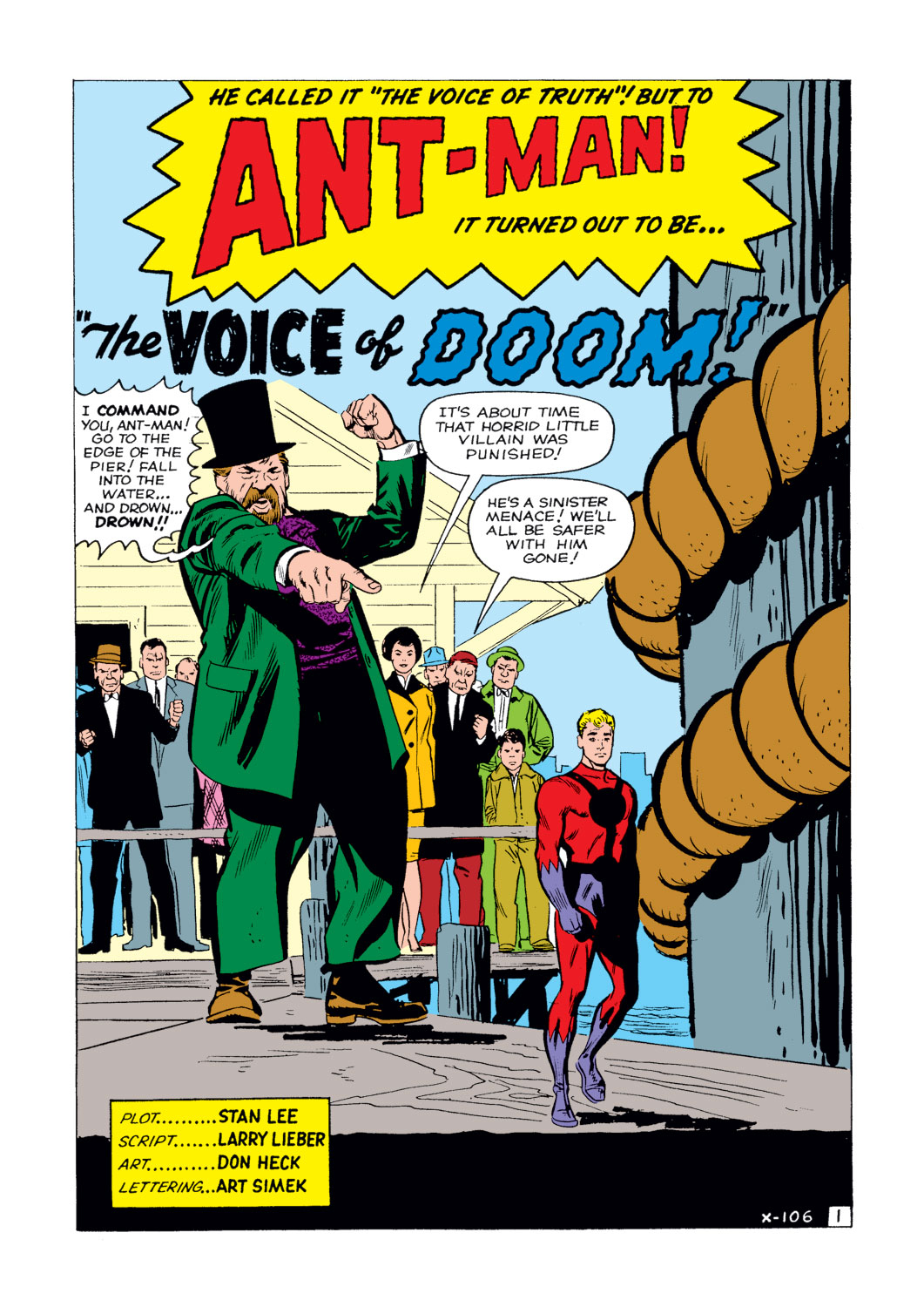 Tales to Astonish (1959) issue 42 - Page 2