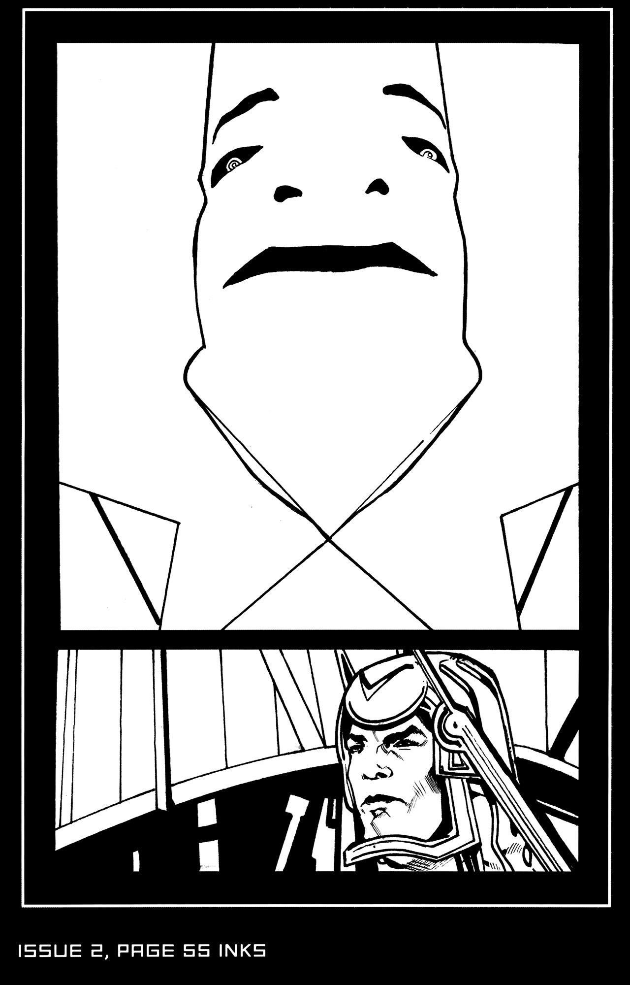 Read online TRON: Original Movie Adaptation comic -  Issue #2 - 39