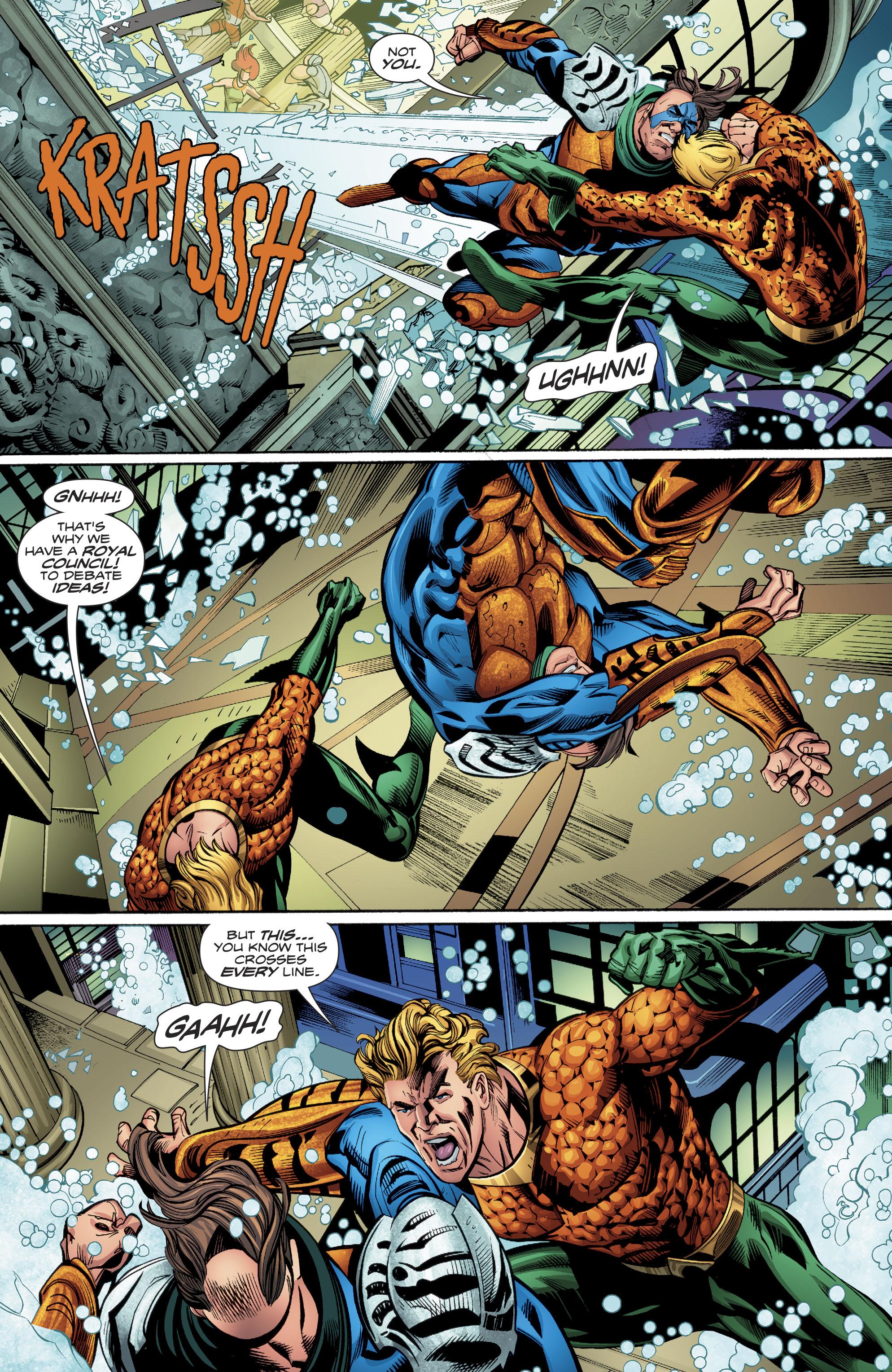 Read online Aquaman (2016) comic -  Issue #23 - 11