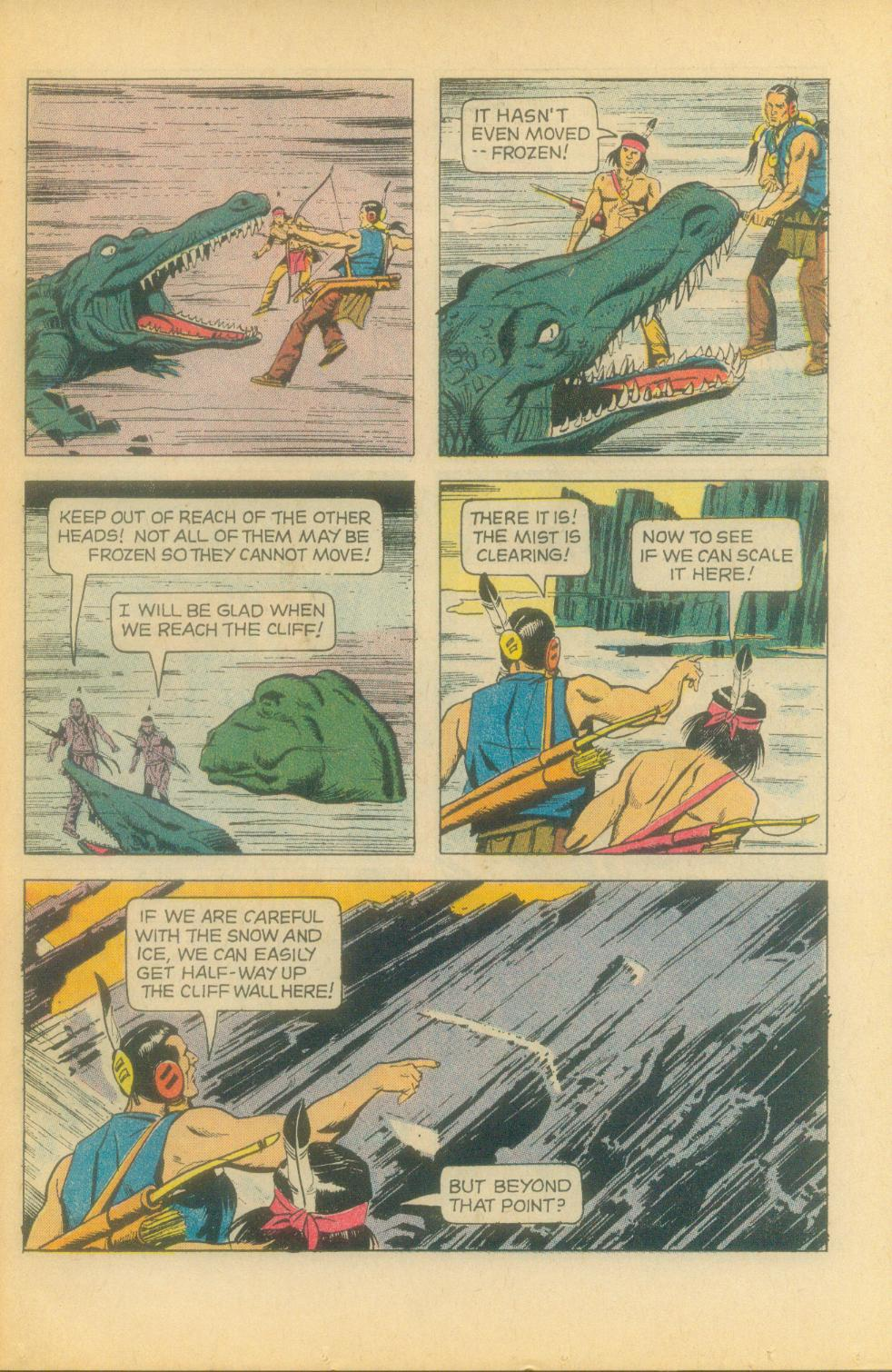 Read online Turok, Son of Stone comic -  Issue #81 - 23