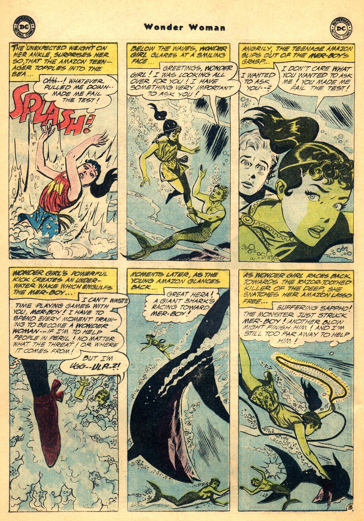 Read online Wonder Woman (1942) comic -  Issue #115 - 20