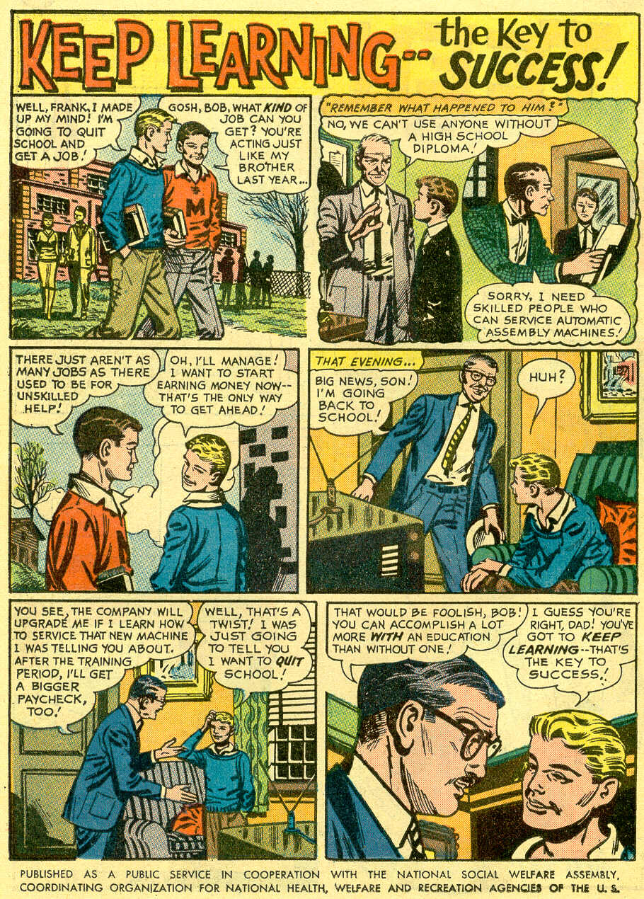 Many Loves of Dobie Gillis issue 4 - Page 22