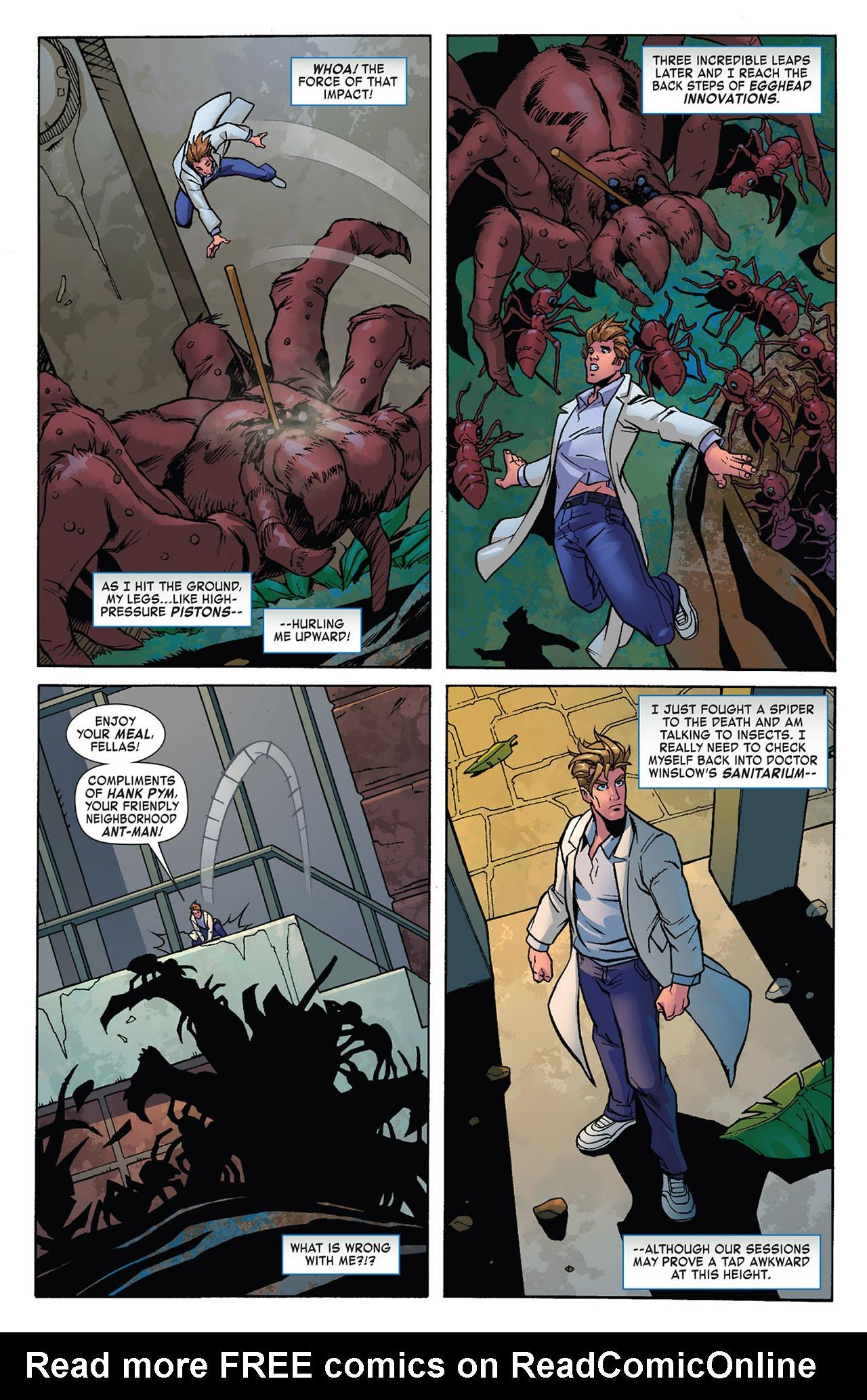 Read online Ant-Man: Season One comic -  Issue #Ant-Man: Season One Full - 30