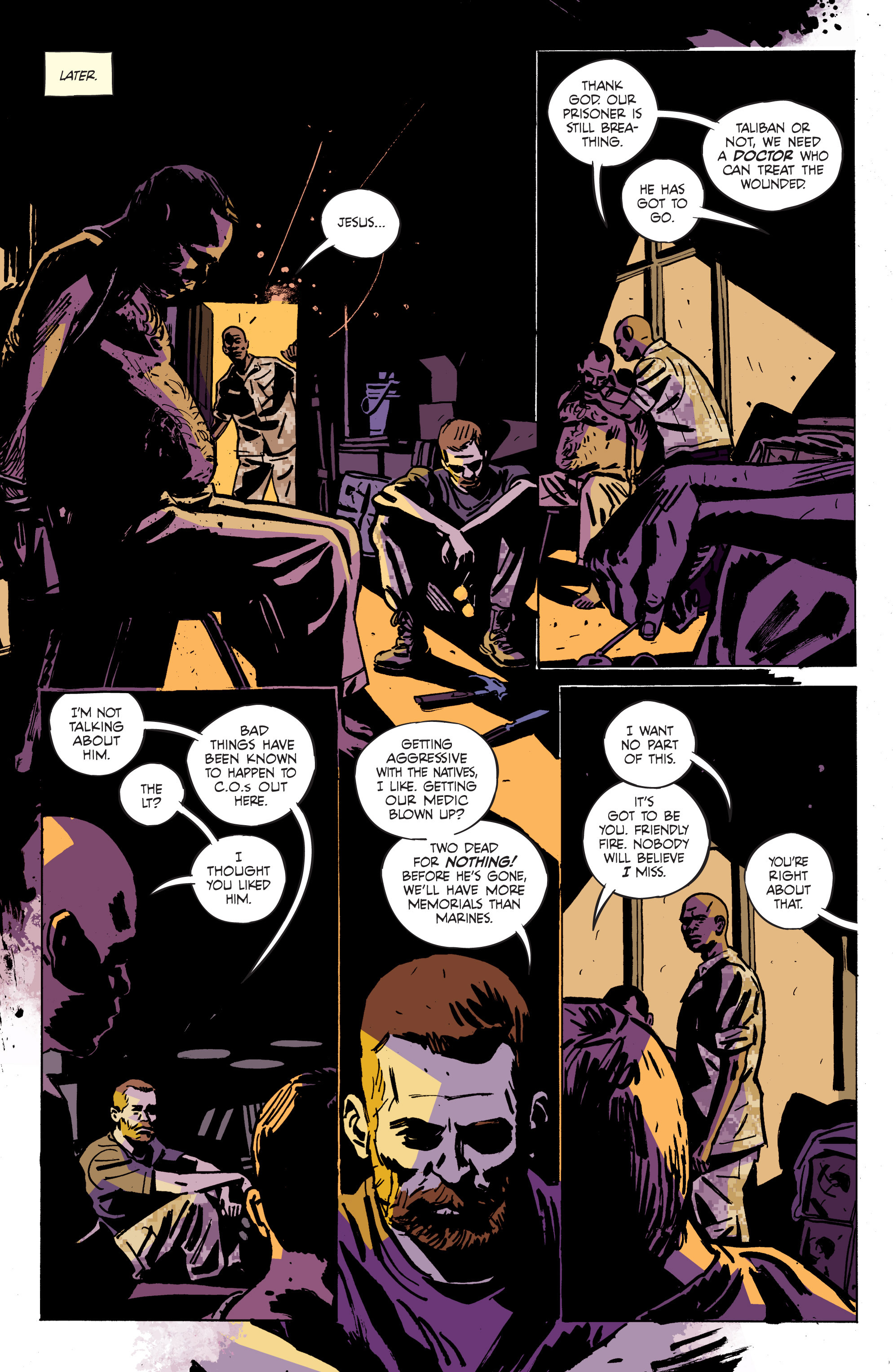 Read online Graveyard of Empires comic -  Issue # TPB - 36