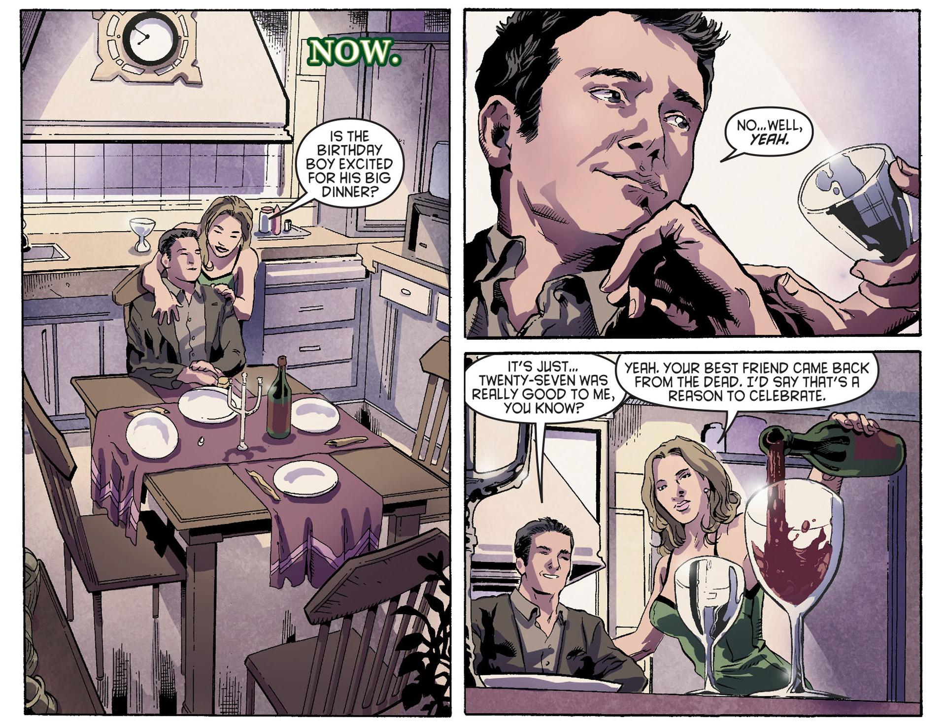 Read online Arrow [II] comic -  Issue #26 - 21