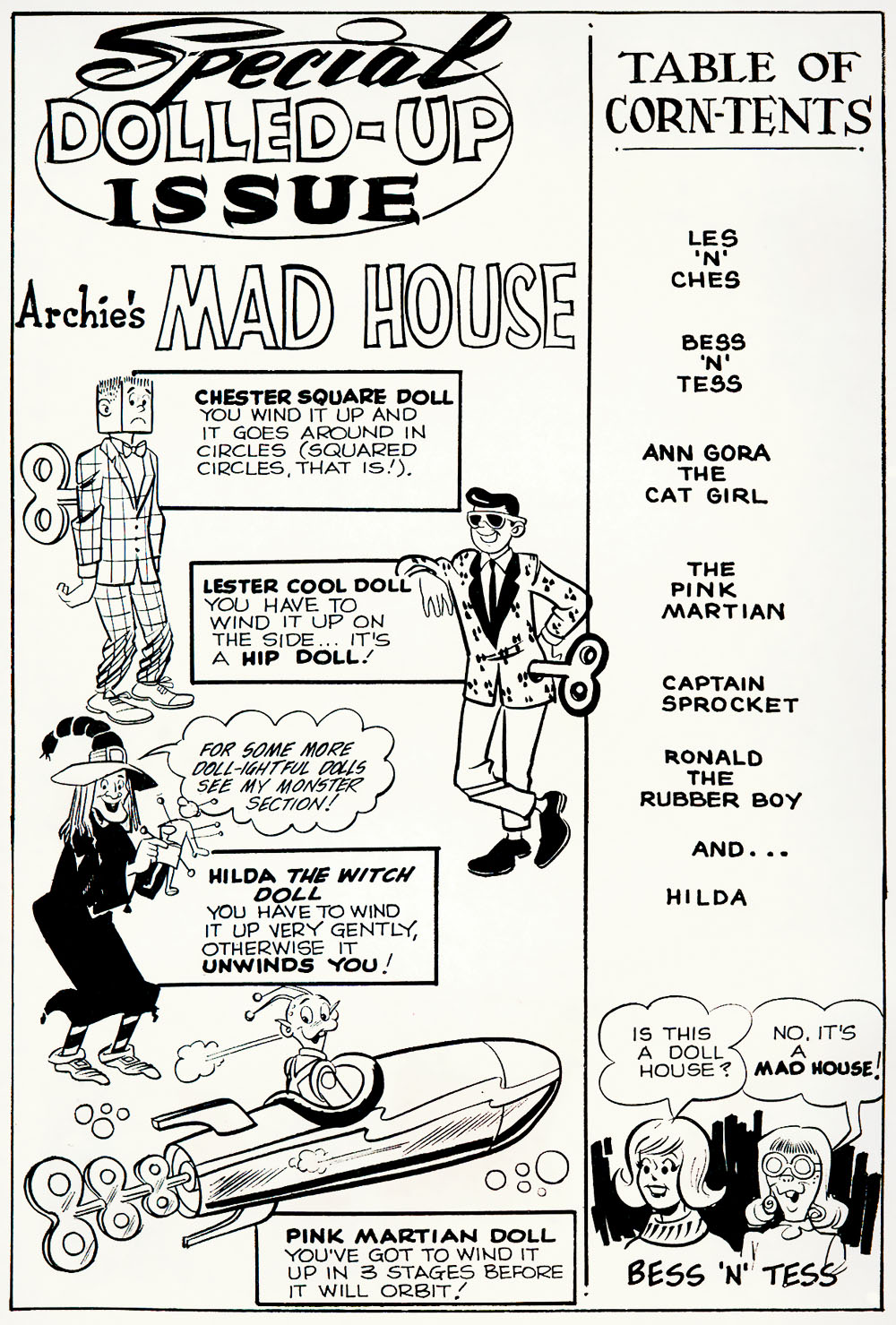 Archie's Madhouse issue 29 - Page 2