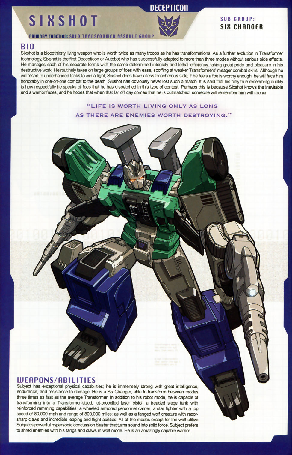 Read online Transformers: More than Meets the Eye comic -  Issue #6 - 4