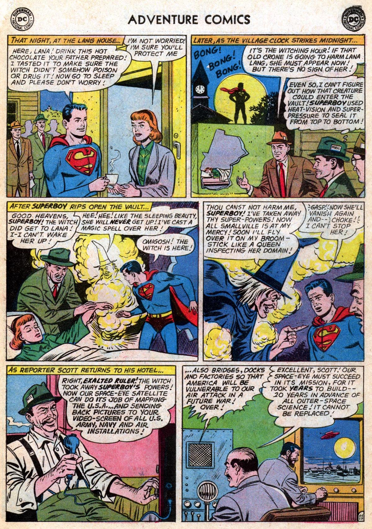 Read online Adventure Comics (1938) comic -  Issue #286 - 15