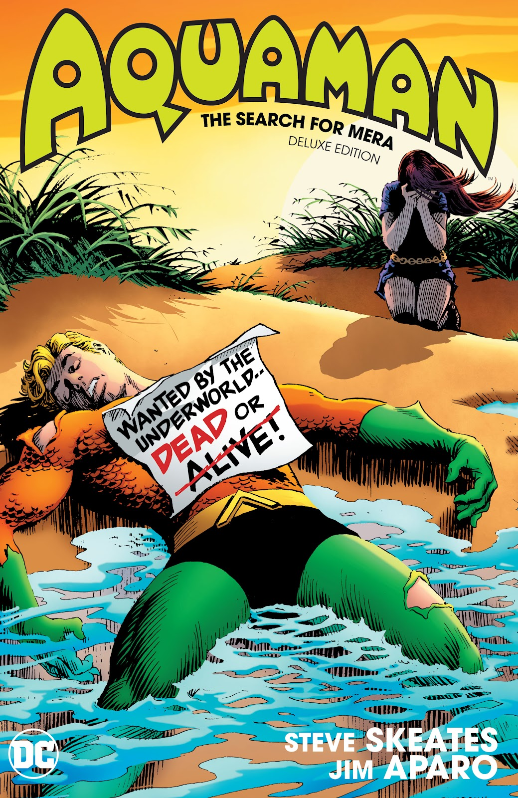 Aquaman (1962) issue TPB The Search for Mera Deluxe Edition (Part 1) - Page 1