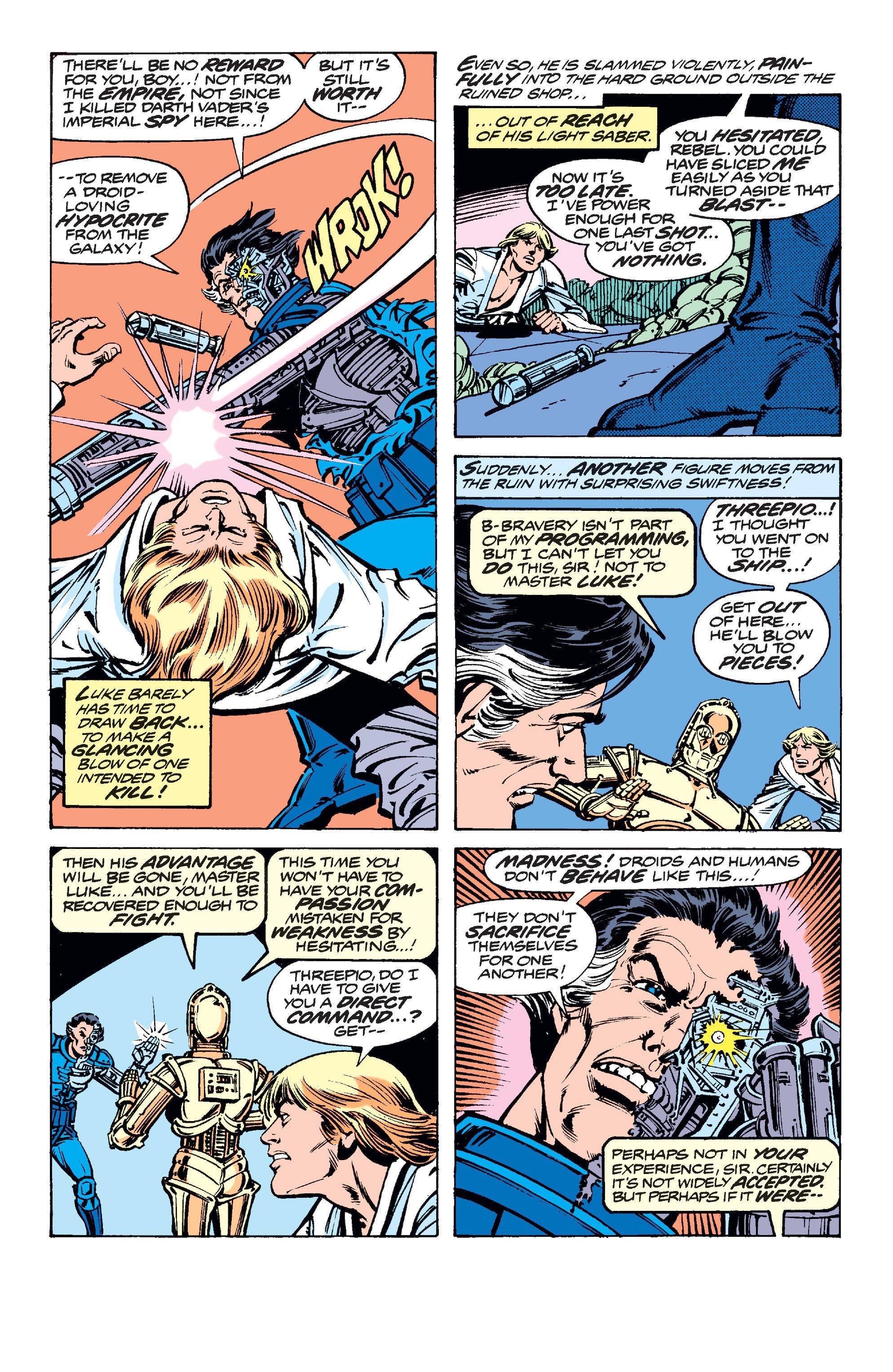 Read online Star Wars Omnibus comic -  Issue # Vol. 13 - 489