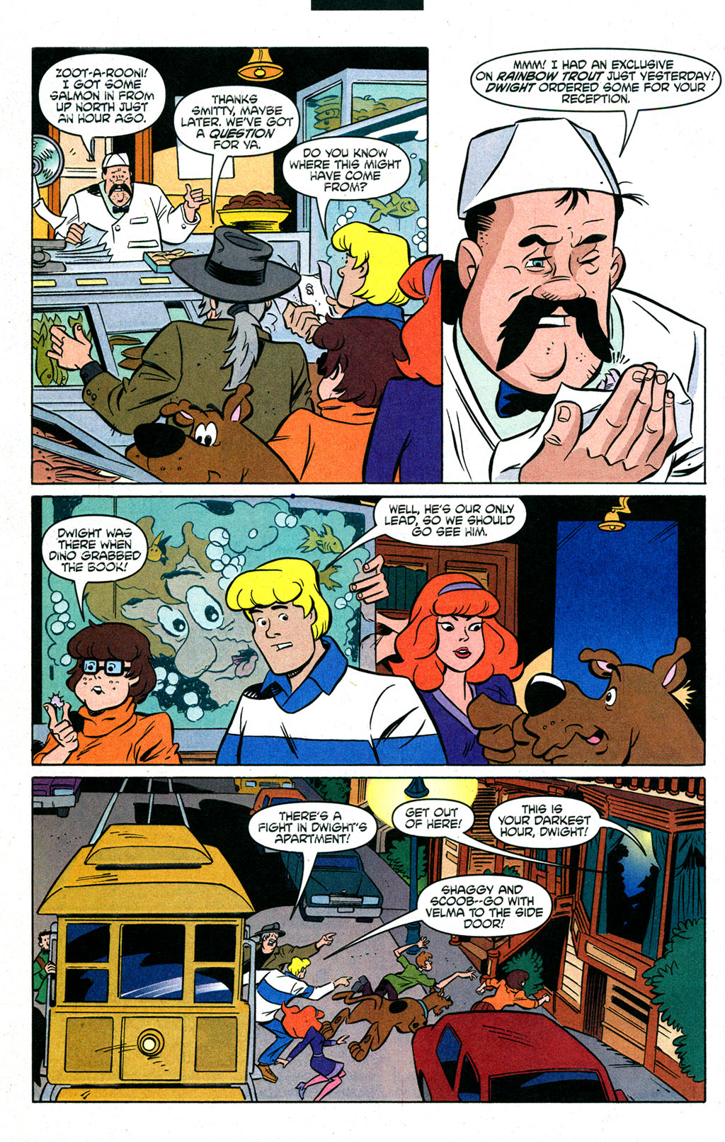 Read online Scooby-Doo (1997) comic -  Issue #89 - 6