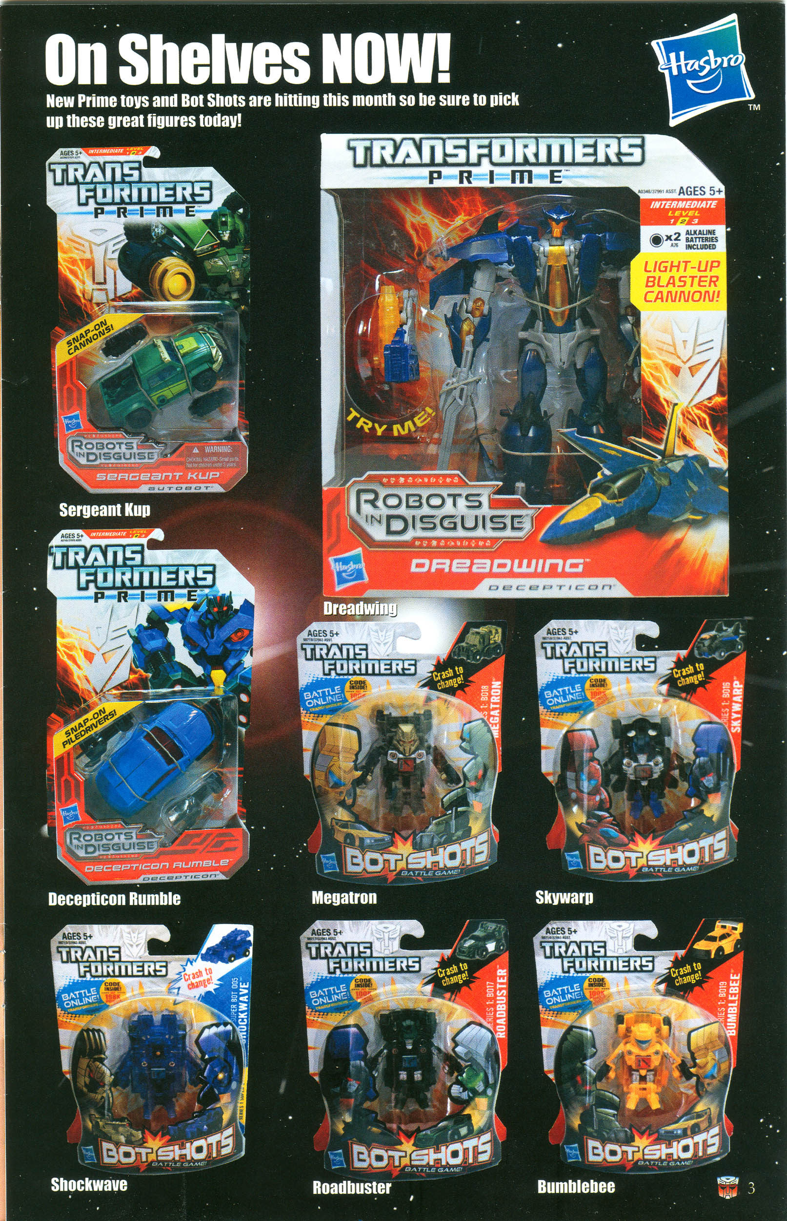 Read online Transformers: Collectors' Club comic -  Issue #47 - 3