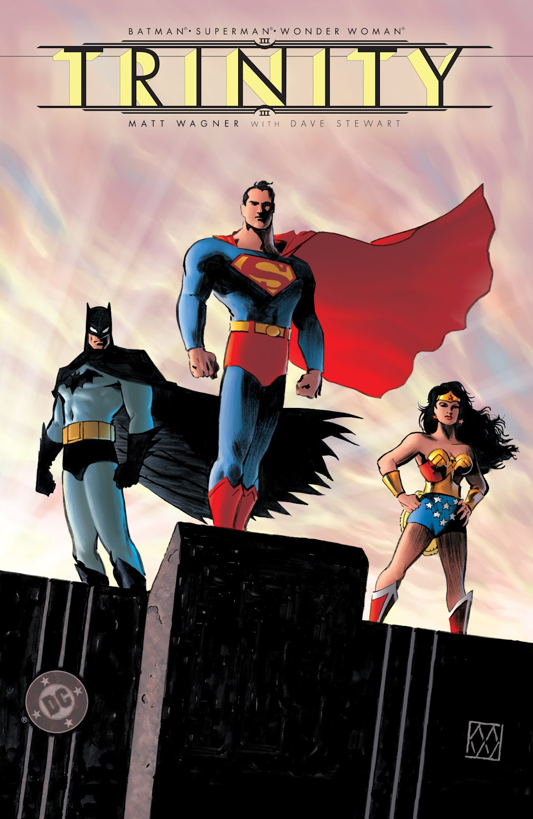 Batman/Superman/Wonder Woman: Trinity issue 1 - Page 1