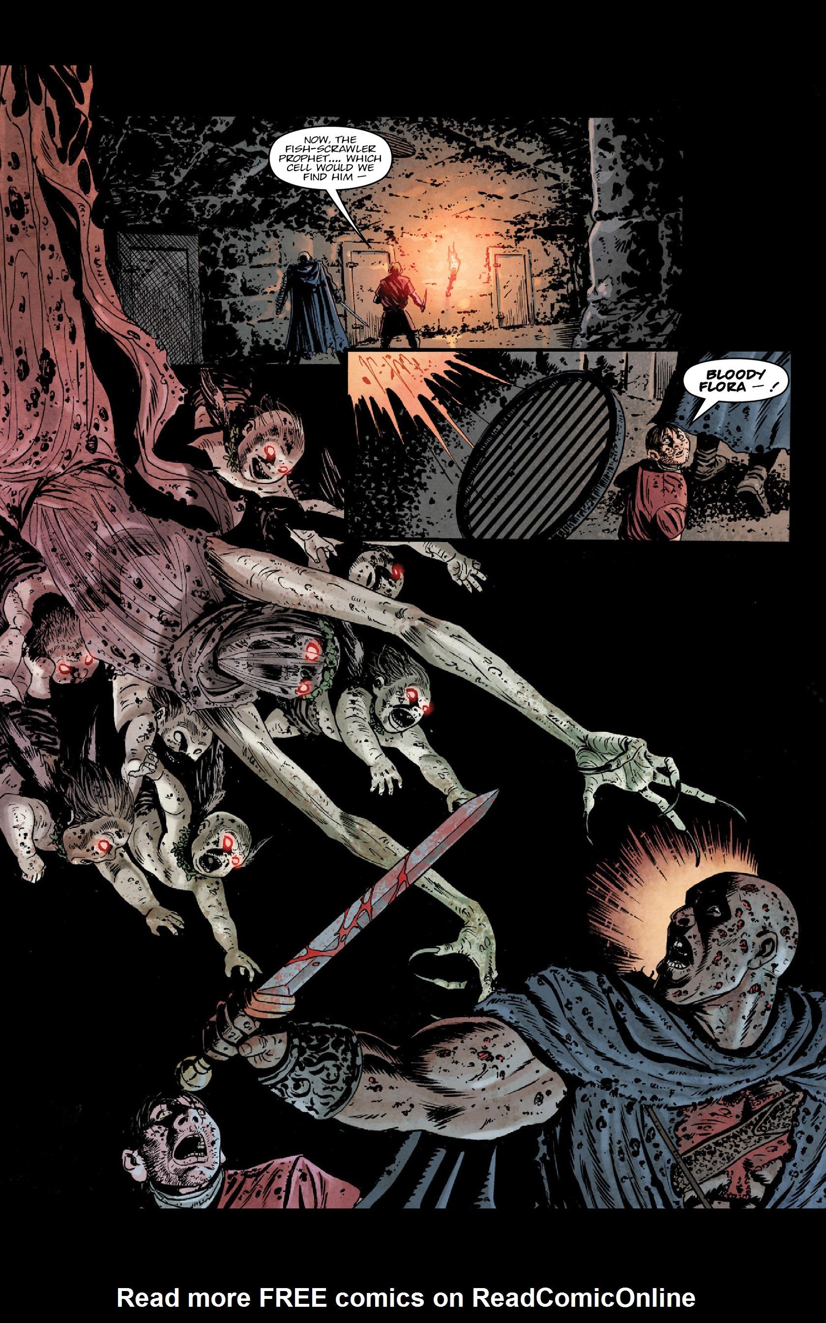 Read online Aquila comic -  Issue #5 - 17