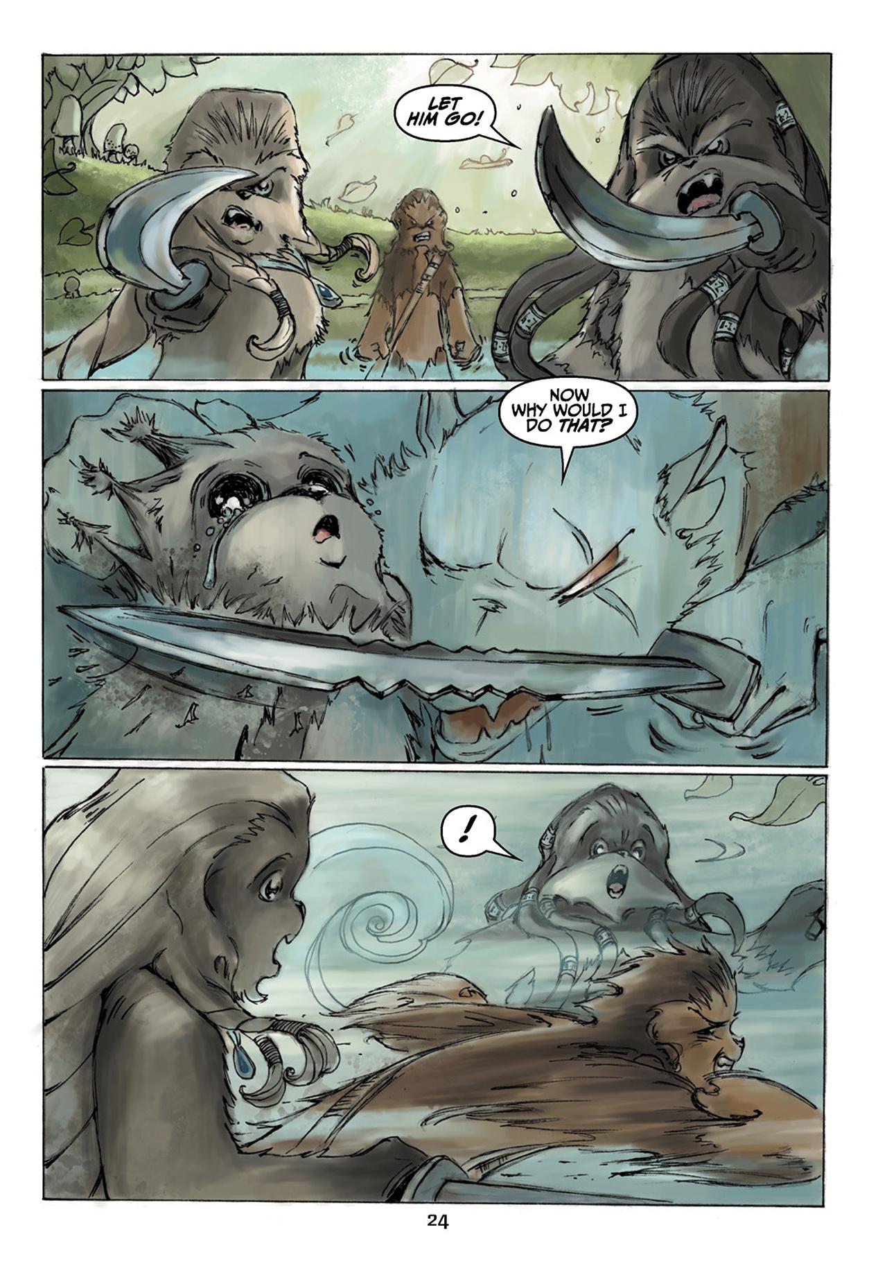Read online Star Wars Omnibus comic -  Issue # Vol. 33 - 422