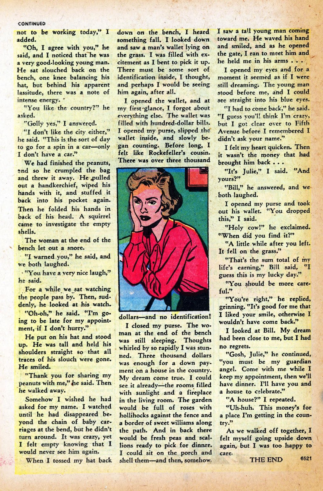 Love Romances (1949) issue 47 - Page 26