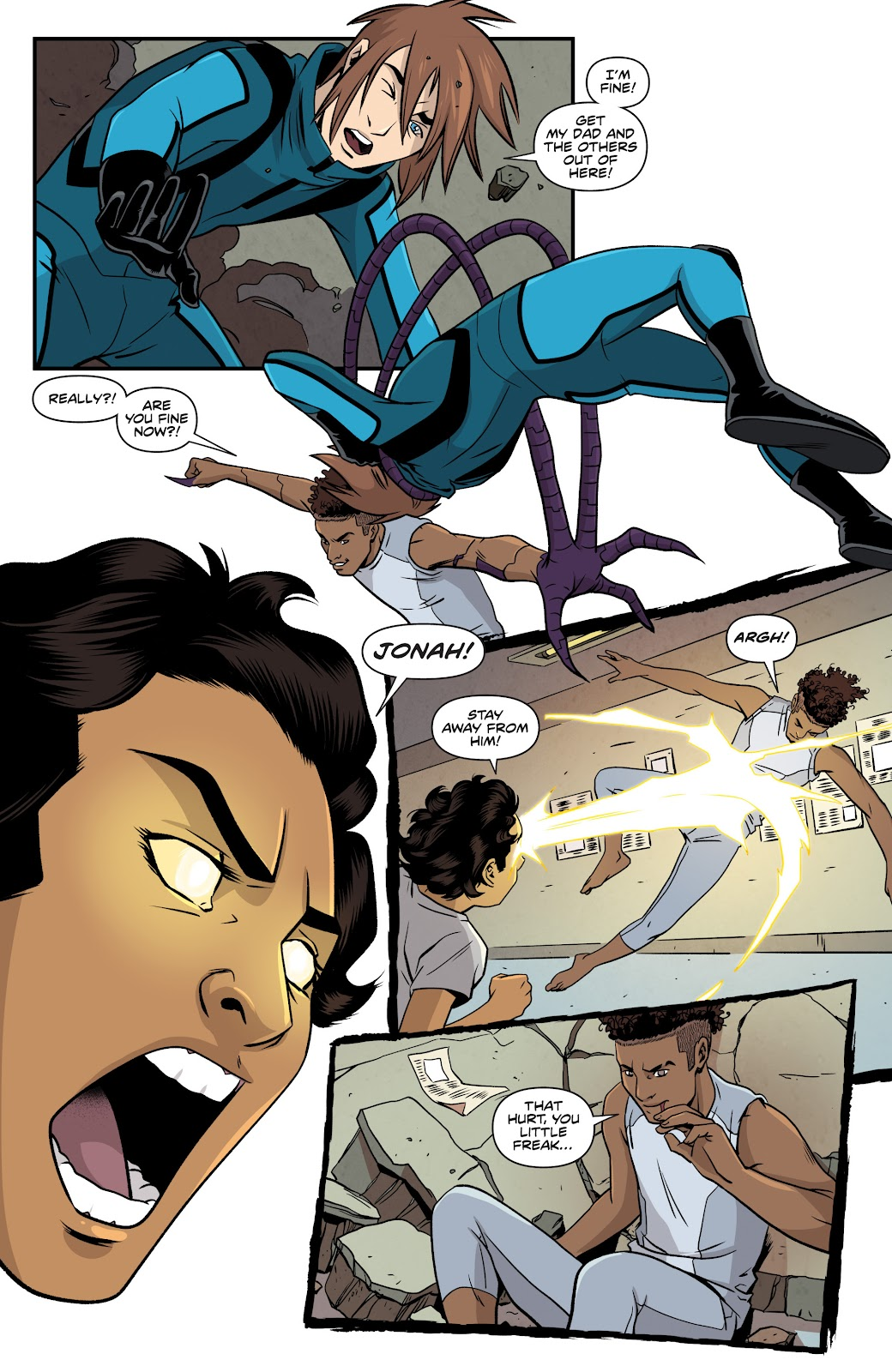 Read online Superb comic -  Issue #19 - 15