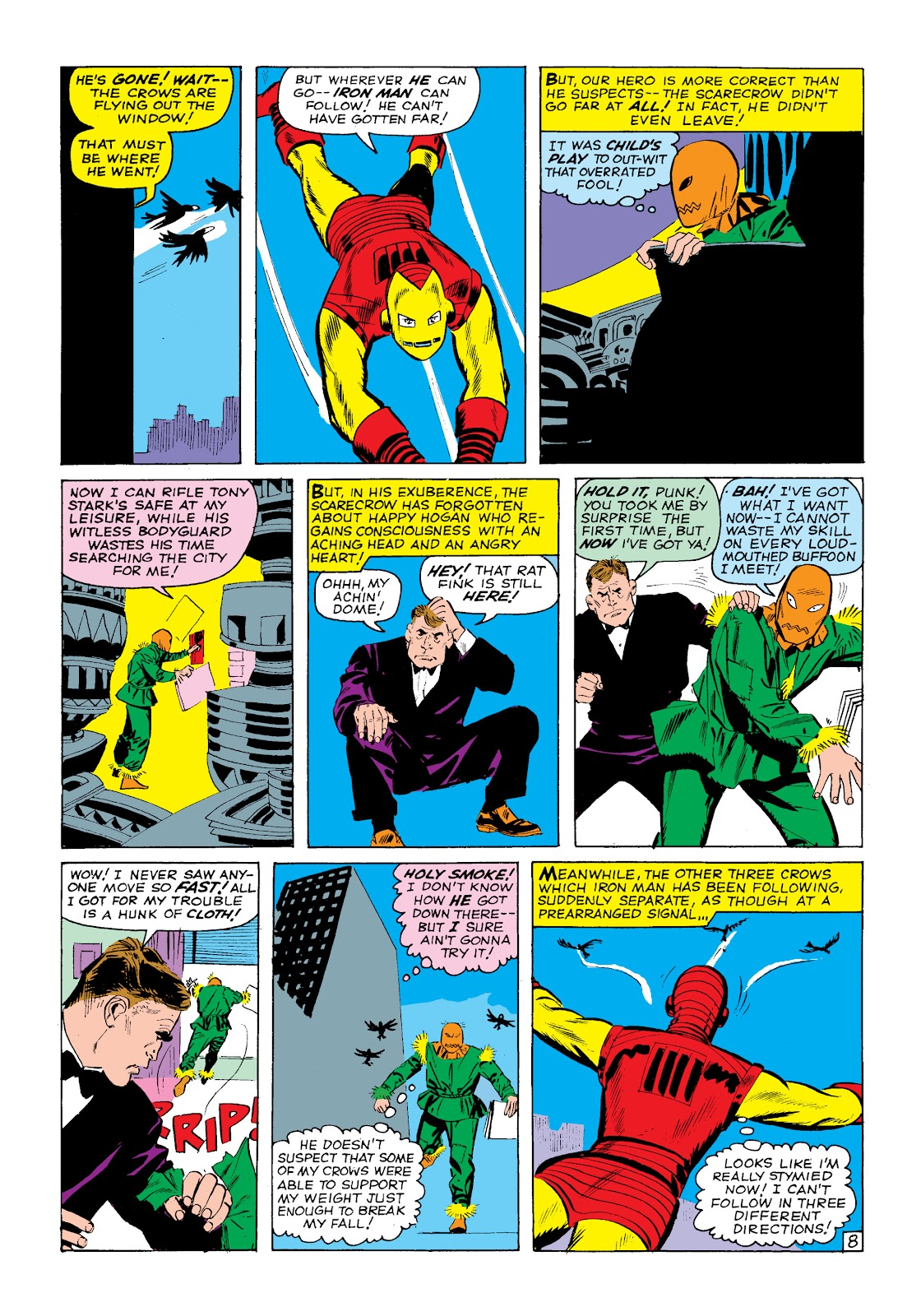 Read online Marvel Masterworks: The Invincible Iron Man comic -  Issue # TPB 2 (Part 1) - 11