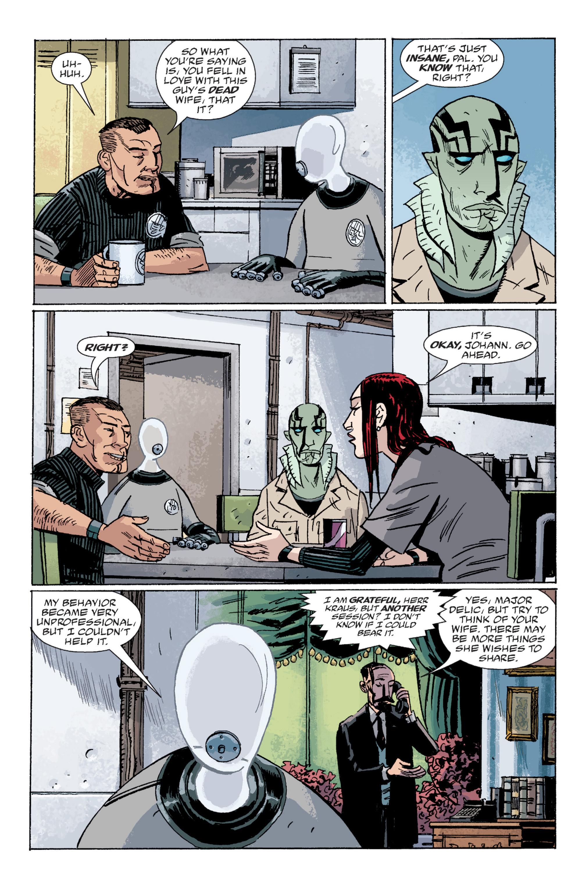 Read online B.P.R.D. (2003) comic -  Issue # TPB 6 - 73