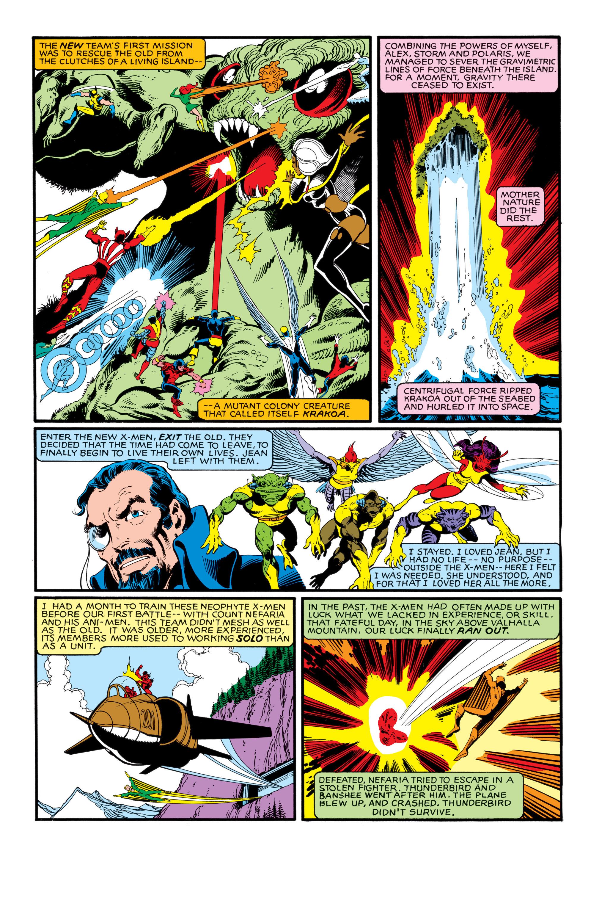Read online Uncanny X-Men (1963) comic -  Issue #138 - 13