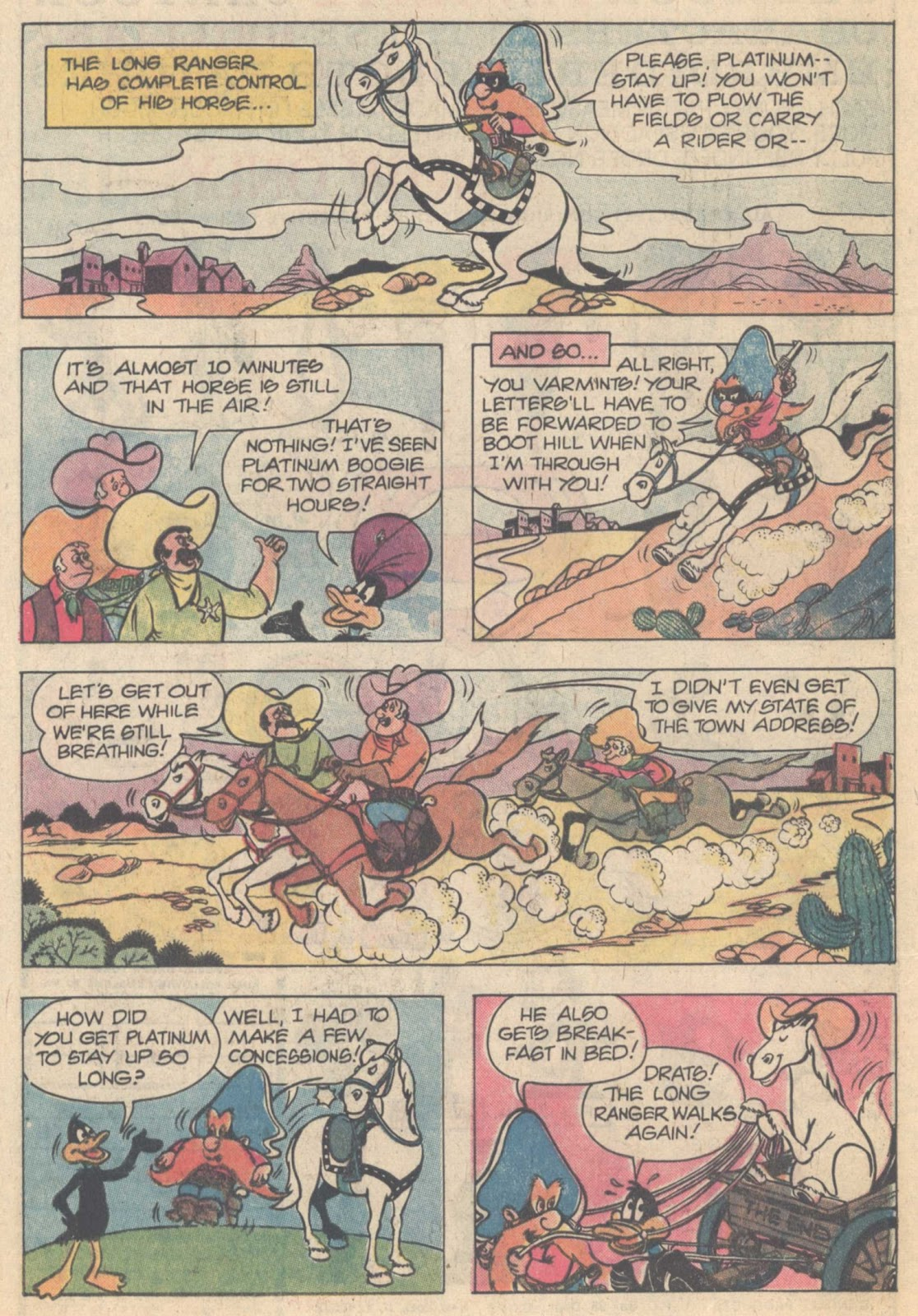 Yosemite Sam and Bugs Bunny issue 45 - Page 8