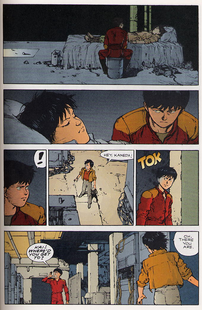 Read online Akira comic -  Issue #26 - 34