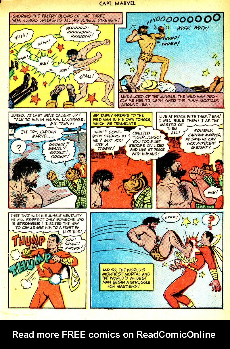 Captain Marvel Adventures issue 88 - Page 31