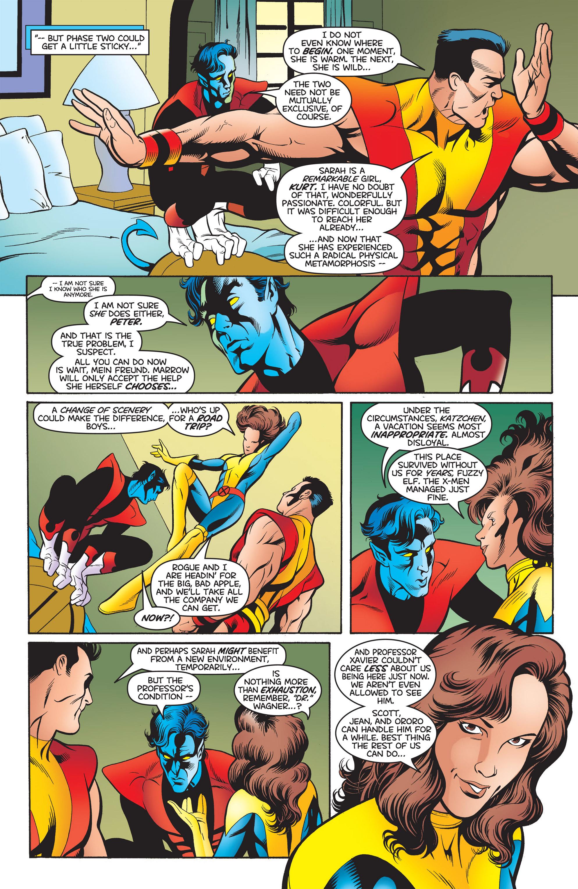 X-Men (1991) 92 Page 8