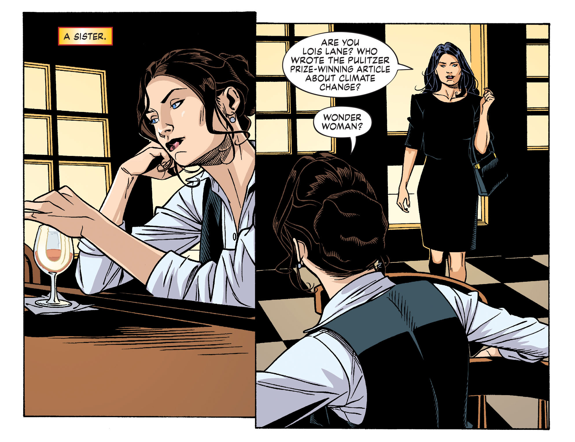 Read online Sensation Comics Featuring Wonder Woman comic -  Issue #27 - 19