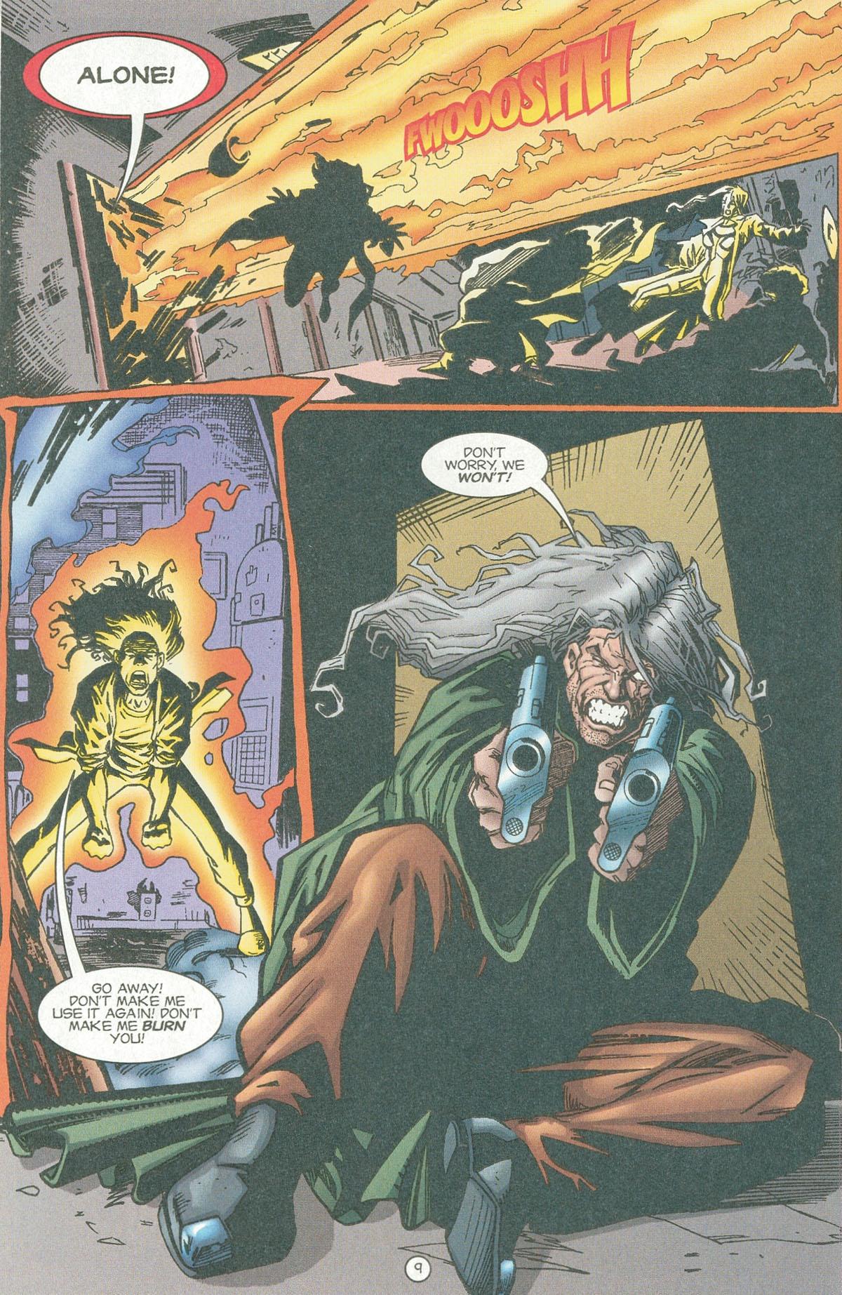 Read online UltraForce (1995) comic -  Issue #6 - 11