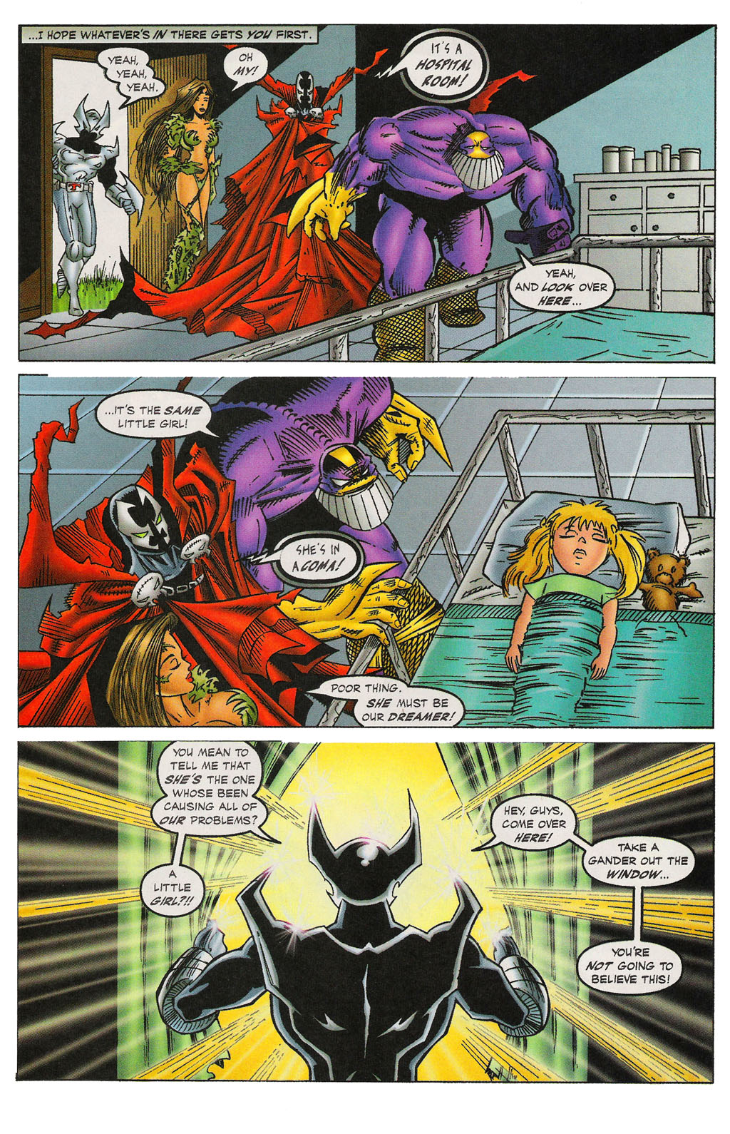 Read online Altered Image comic -  Issue #3 - 21