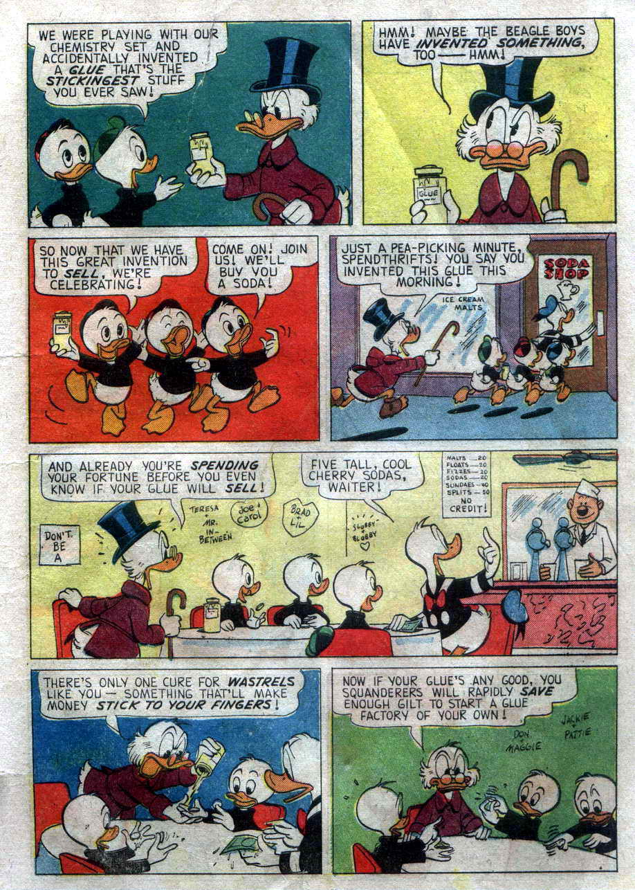 Read online Uncle Scrooge (1953) comic -  Issue #42 - 5