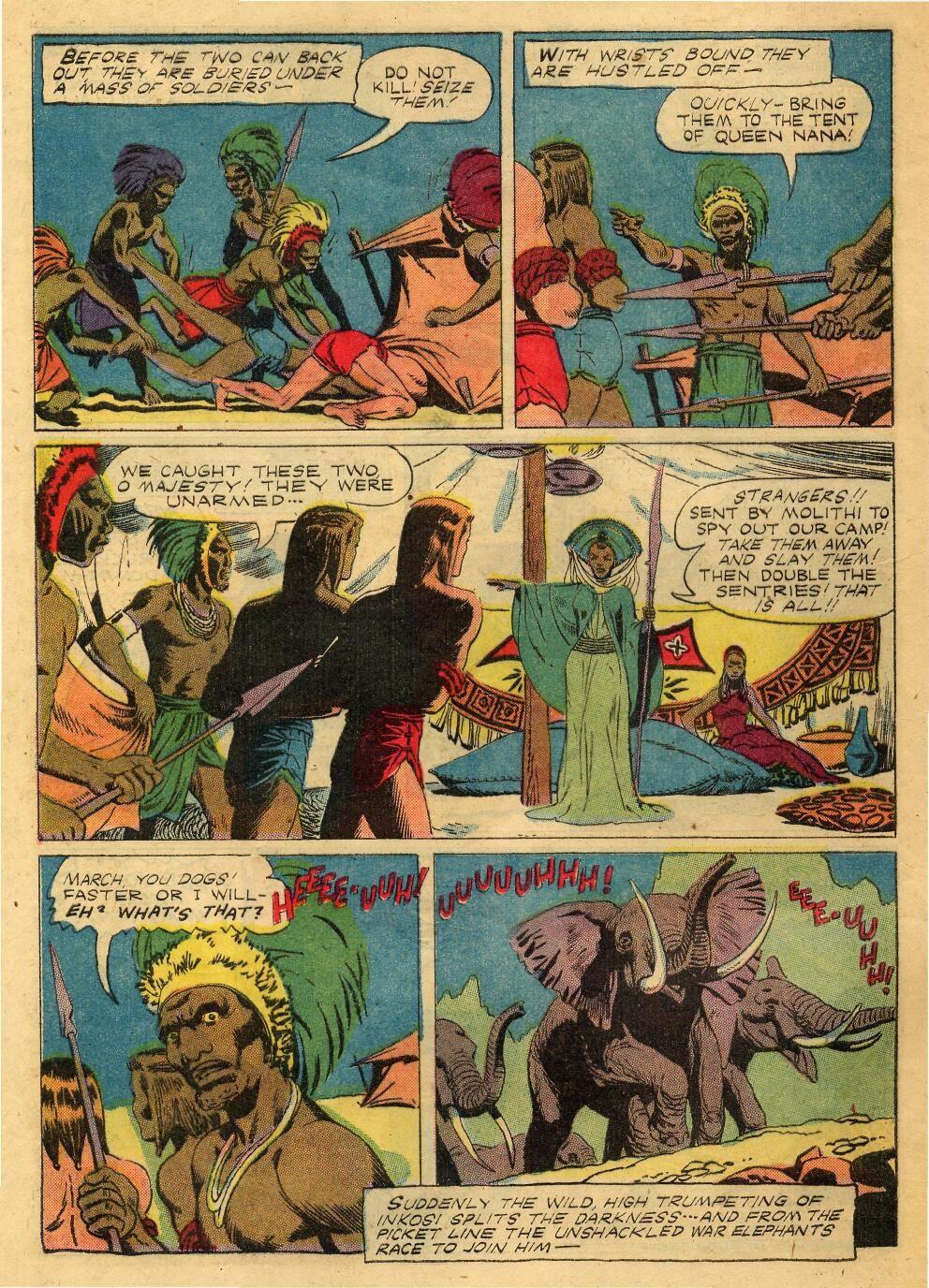 Tarzan (1948) issue 76 - Page 31
