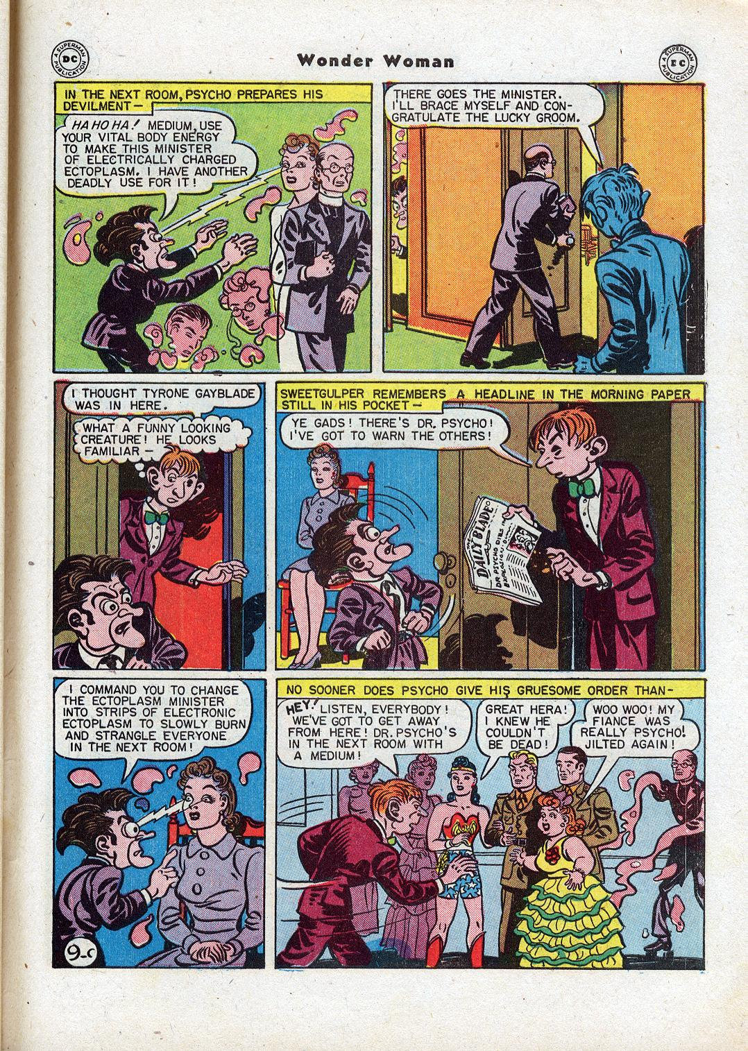 Read online Wonder Woman (1942) comic -  Issue #18 - 47