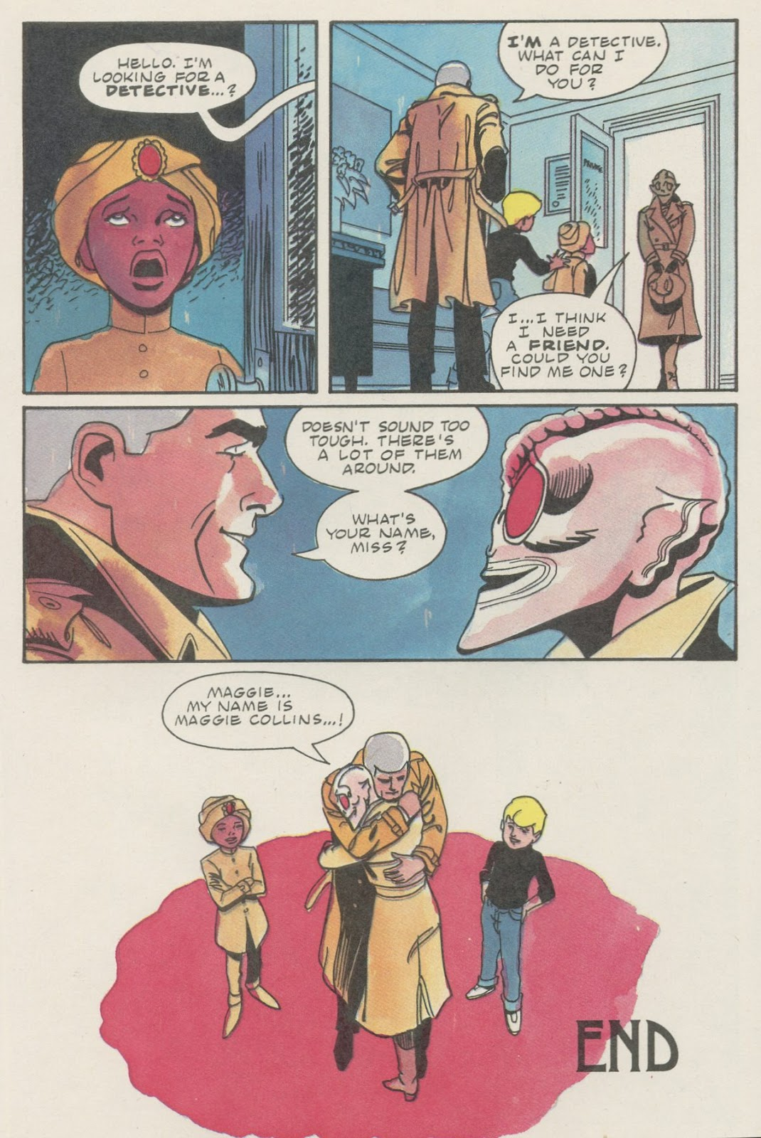 Jonny Quest (1986) issue 18 - Page 29