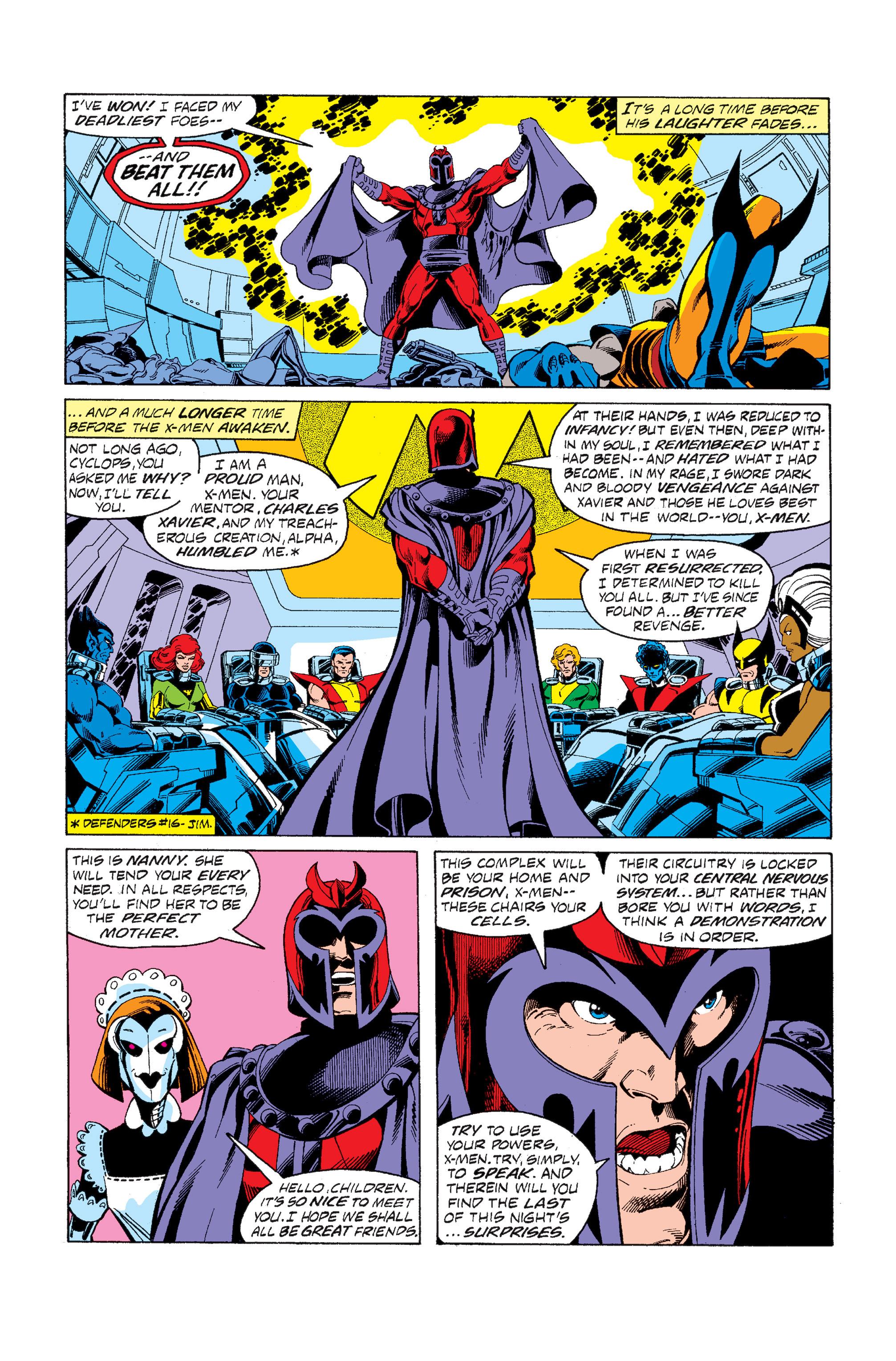 Uncanny X-Men (1963) 112 Page 15