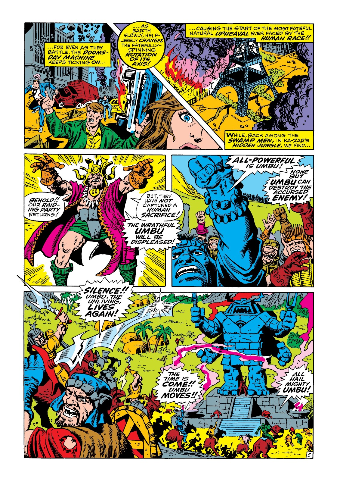 Read online Marvel Masterworks: The Incredible Hulk comic -  Issue # TPB 4 (Part 3) - 12