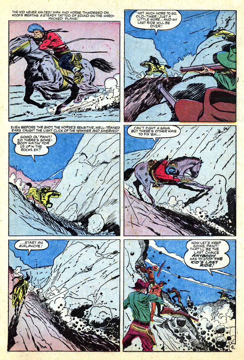 The Rawhide Kid (1955) issue 4 - Page 23