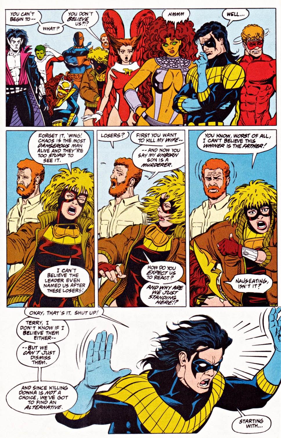 Read online Team Titans comic -  Issue #1e - 33