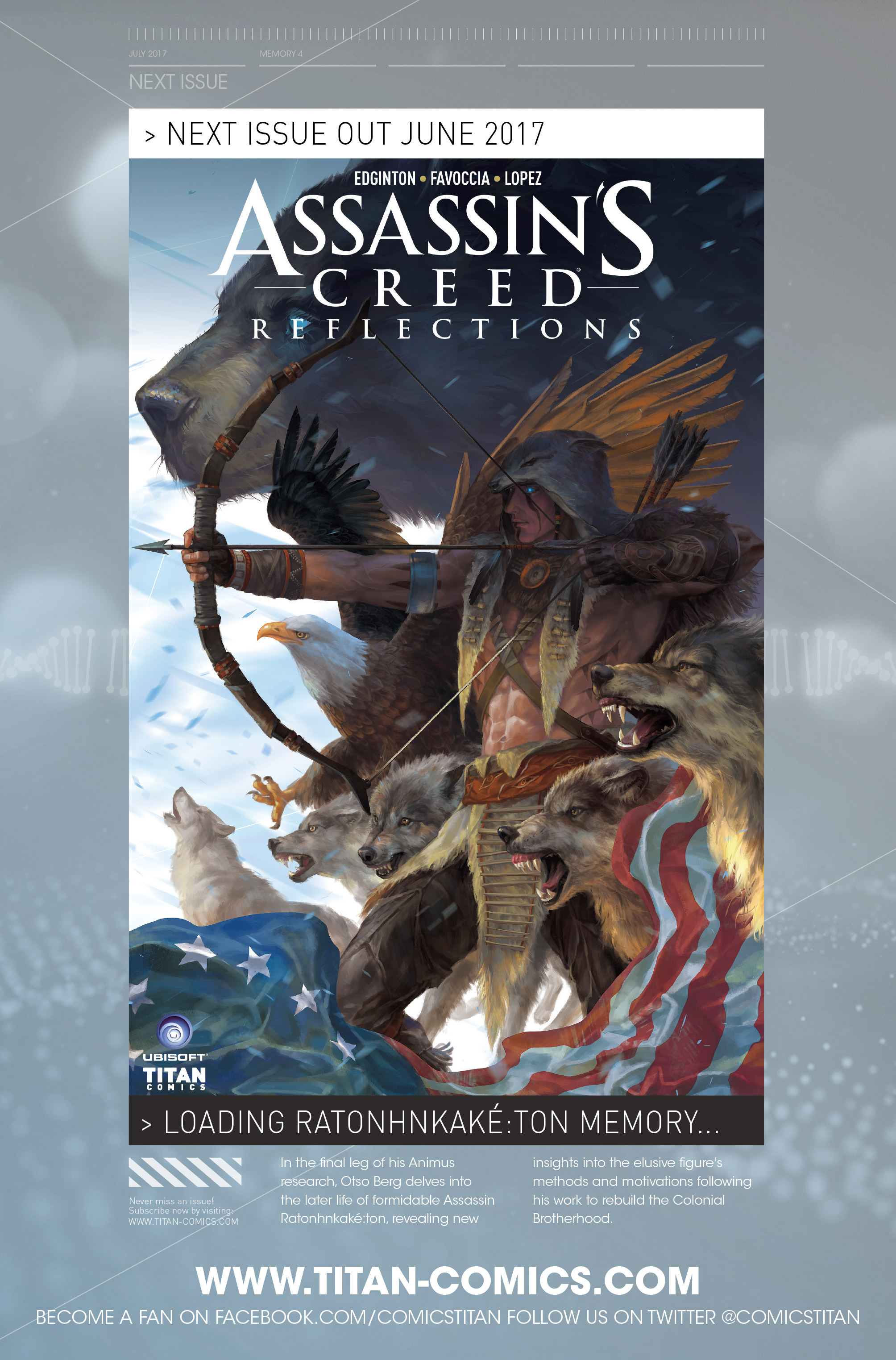 Read online Assassin's Creed: Reflections comic -  Issue #3 - 27