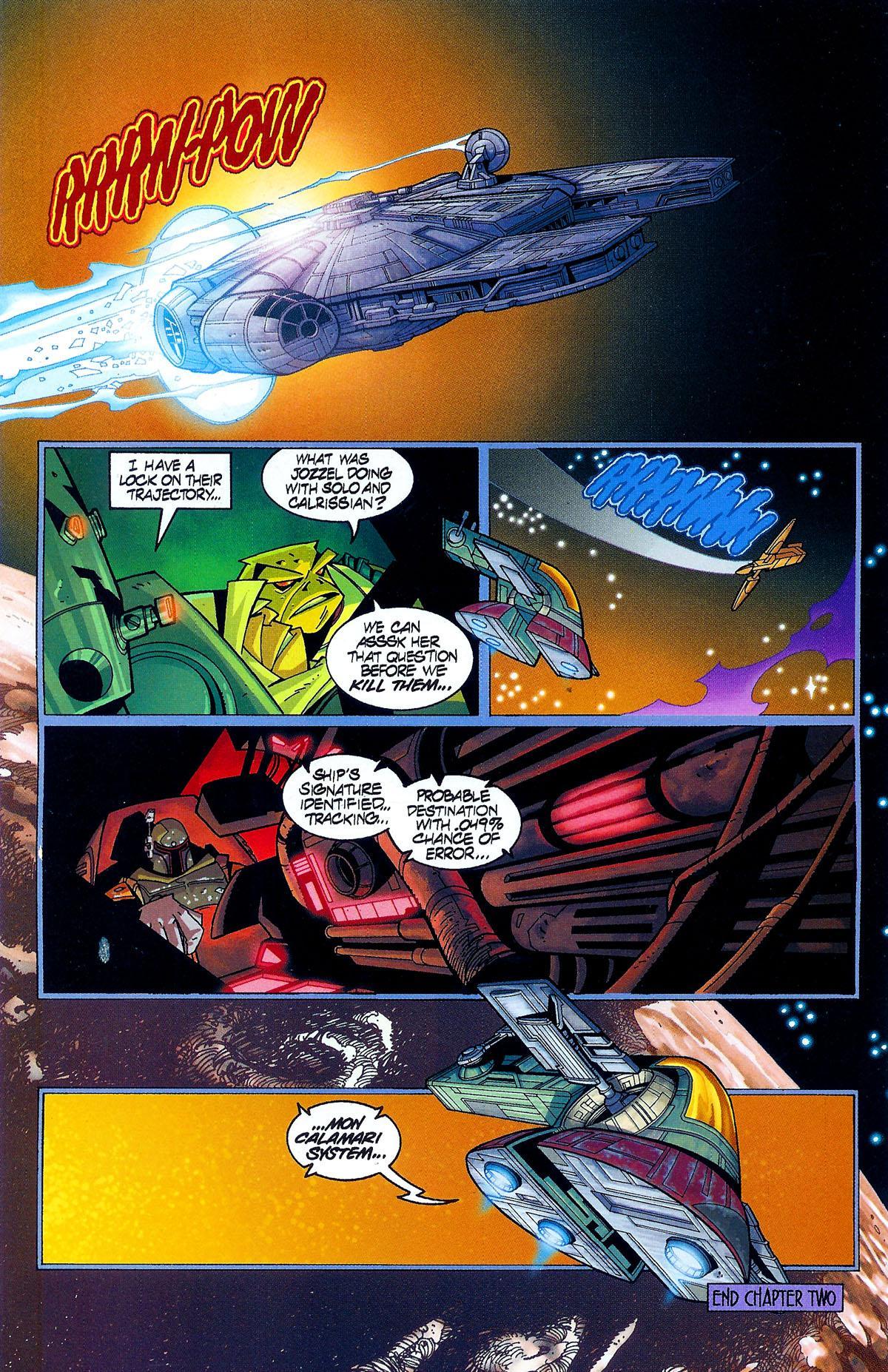 Read online Star Wars Omnibus comic -  Issue # Vol. 12 - 141