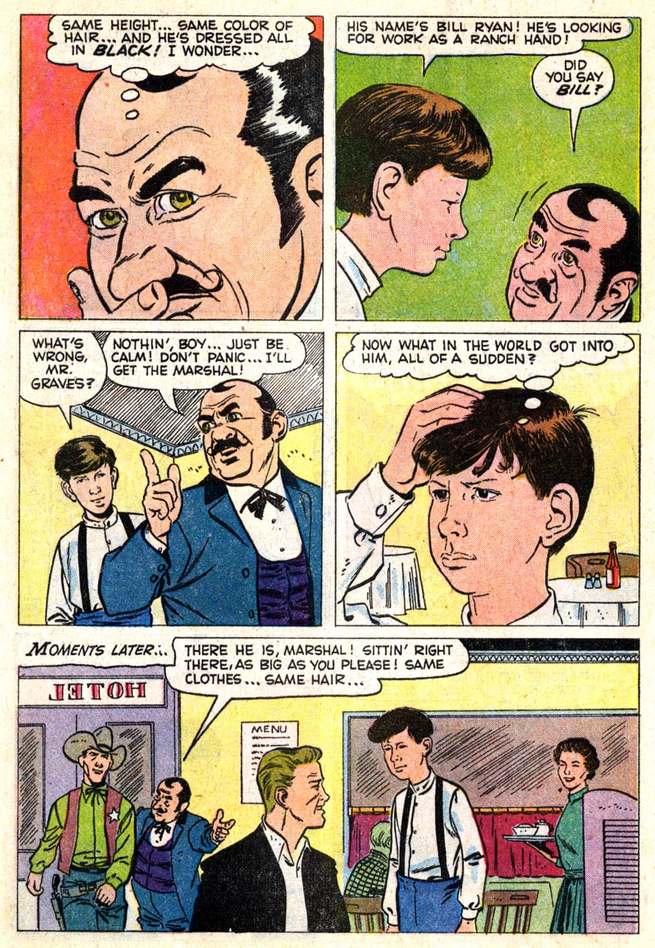 Four Color Comics issue 1011 - Page 8