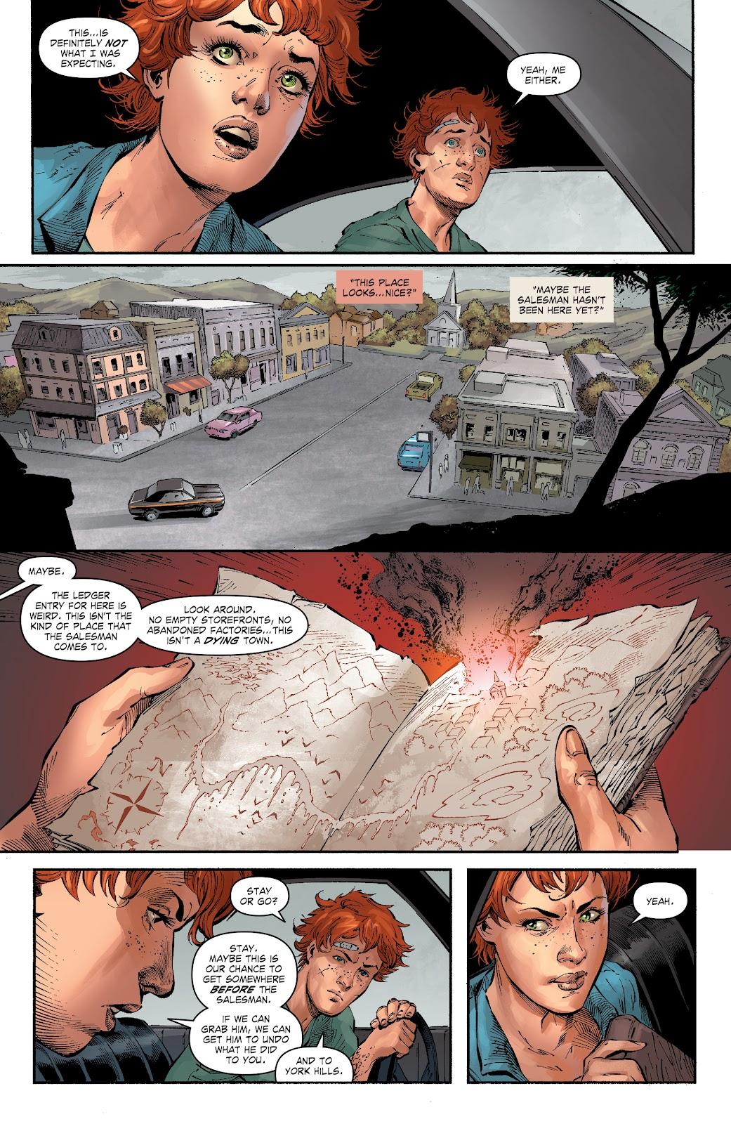 Read online The Curse of Brimstone: Ashes comic -  Issue # TPB (Part 1) - 36