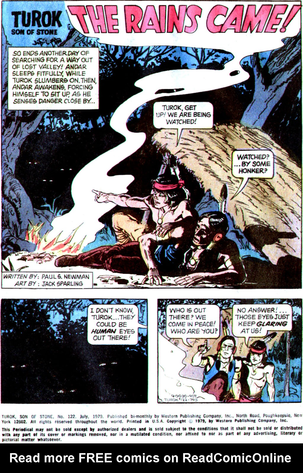 Read online Turok, Son of Stone comic -  Issue #122 - 3
