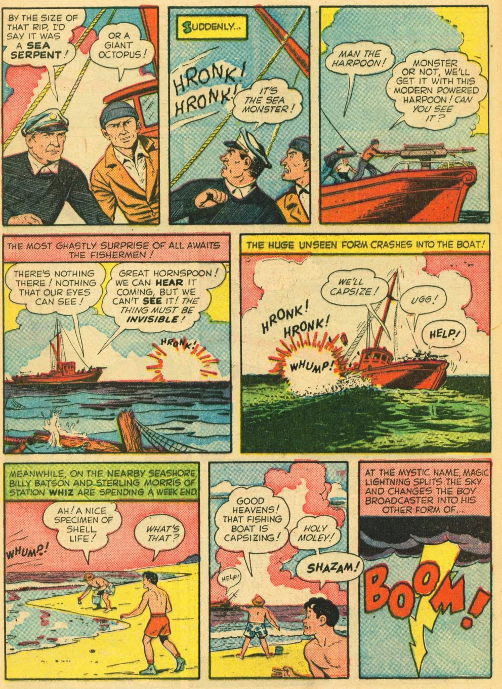 Captain Marvel Adventures issue 130 - Page 29